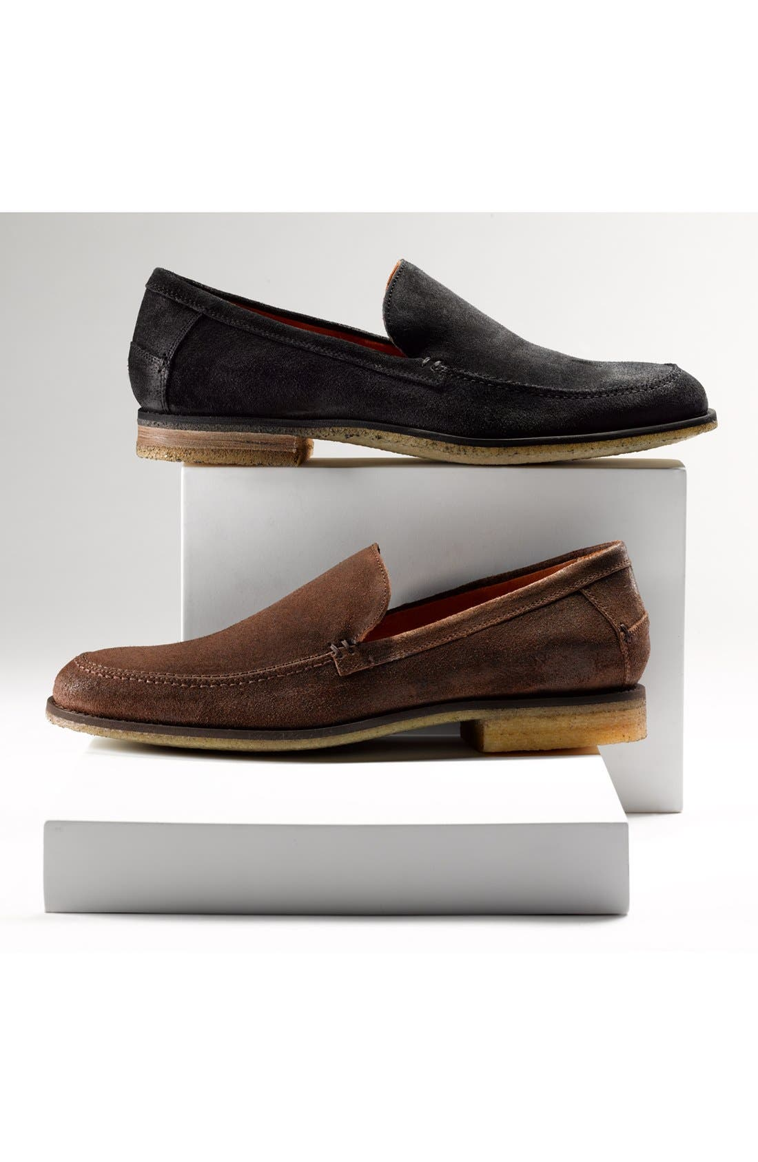 Alternate Image 2  - John Varvatos Collection 'Monaco' Venetian Loafer