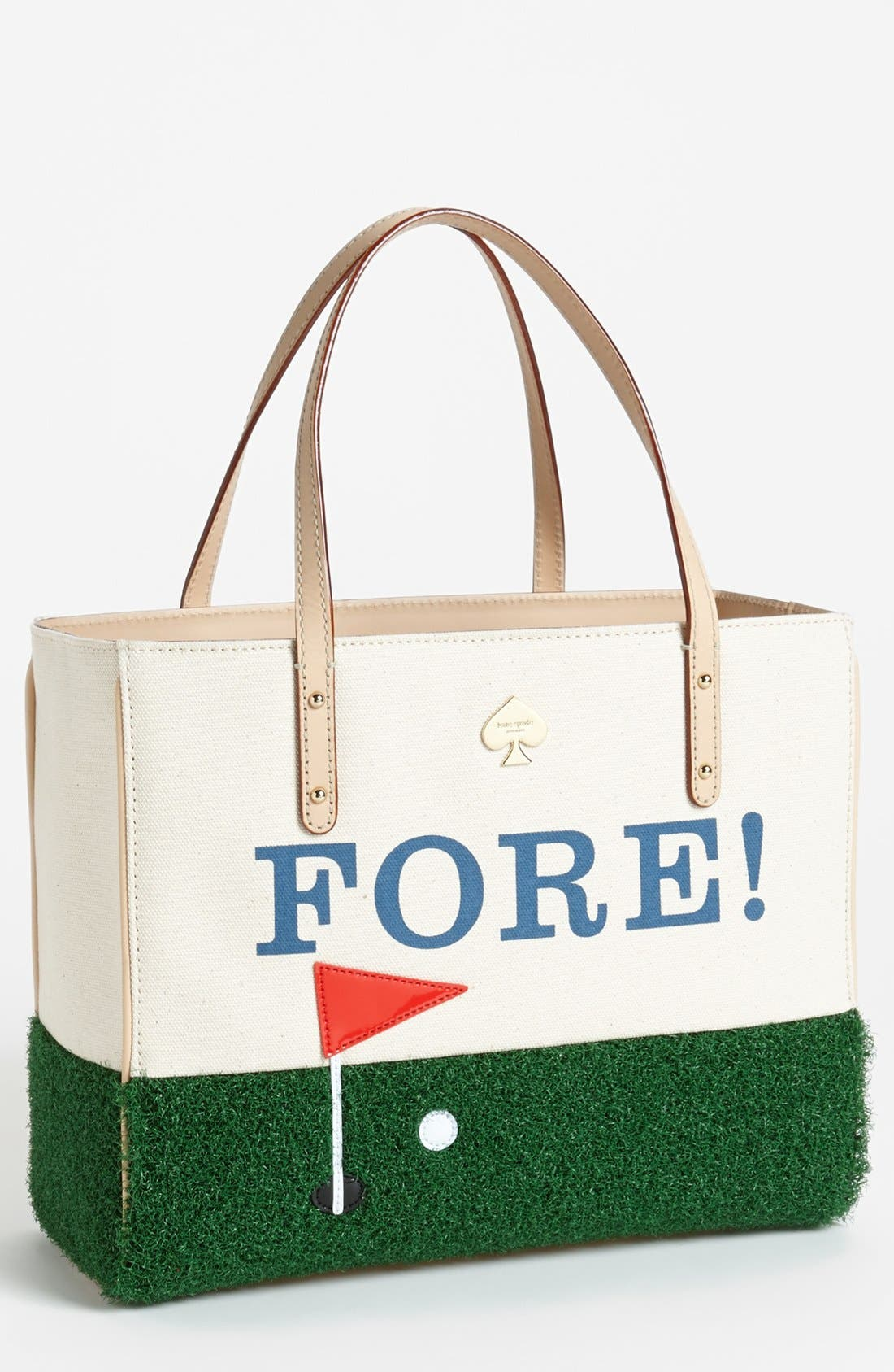 Main Image - kate spade new york 'on par - quinn' tote, large