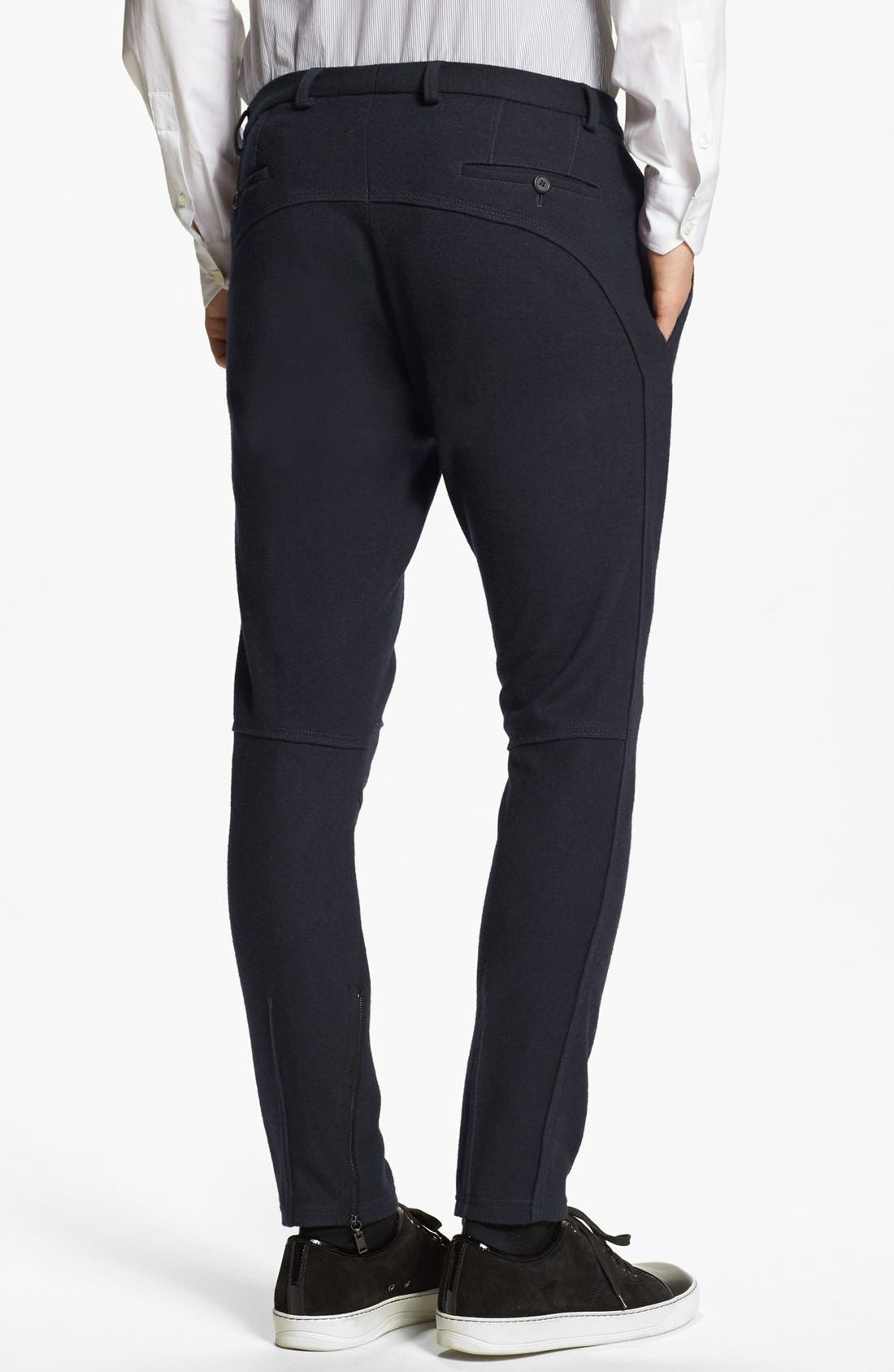 Alternate Image 2  - Lanvin Slim Fit Stretch Pants
