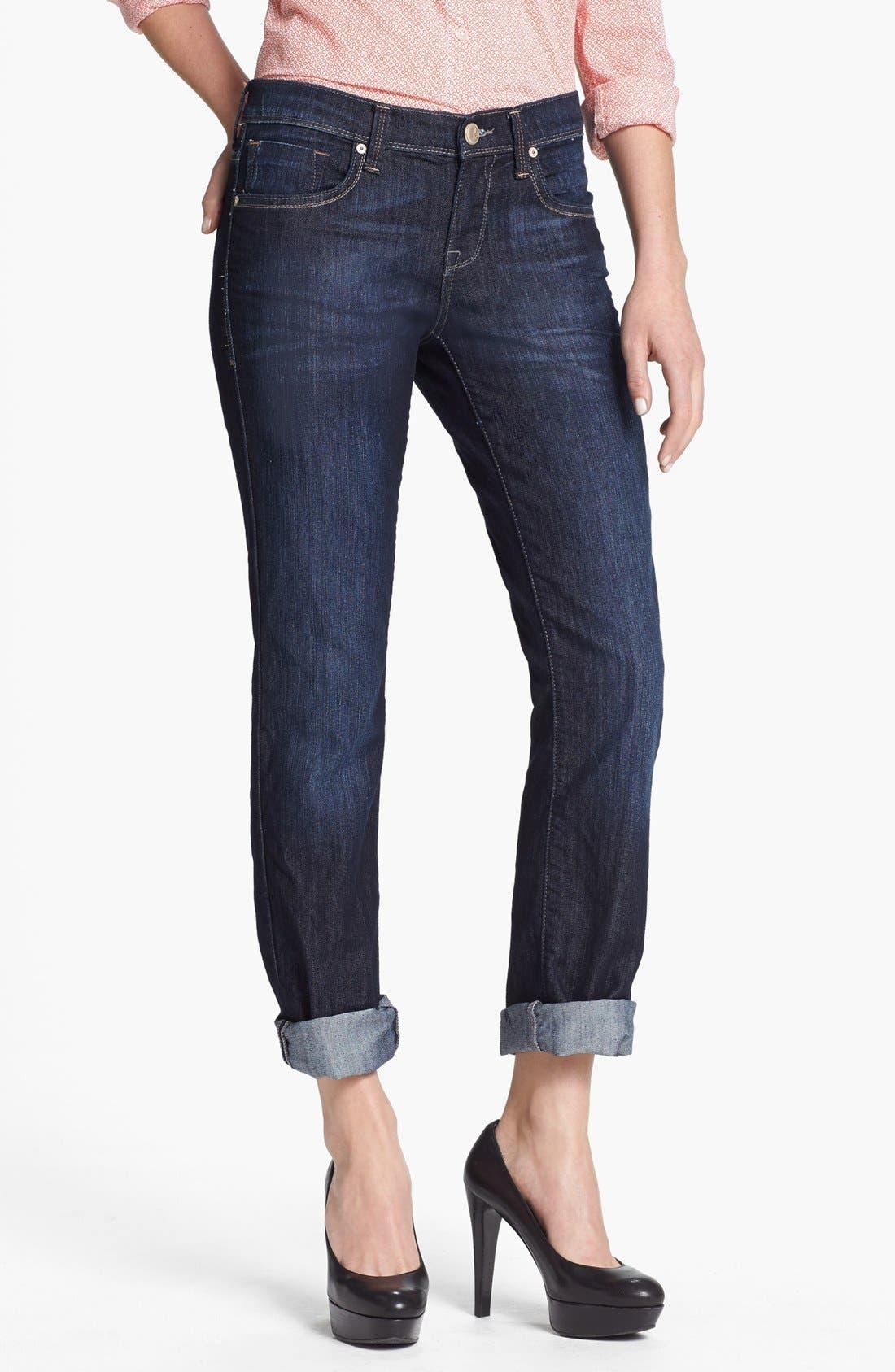 Alternate Image 3  - Mavi Jeans 'Molly' Straight Leg Jeans (St. Tropez)