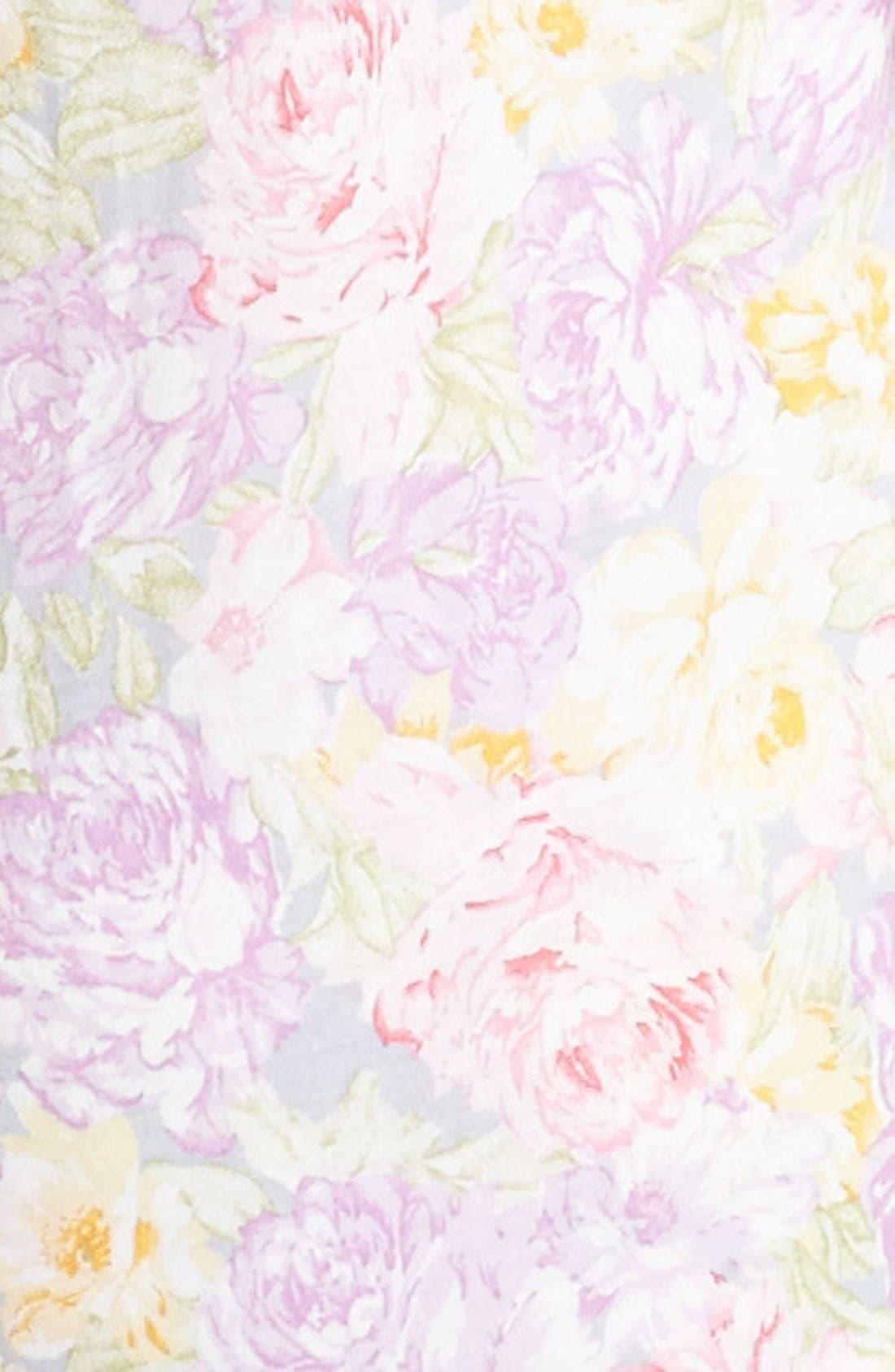 Alternate Image 3  - Carole Hochman Designs 'Garden Arrangement' Pajamas