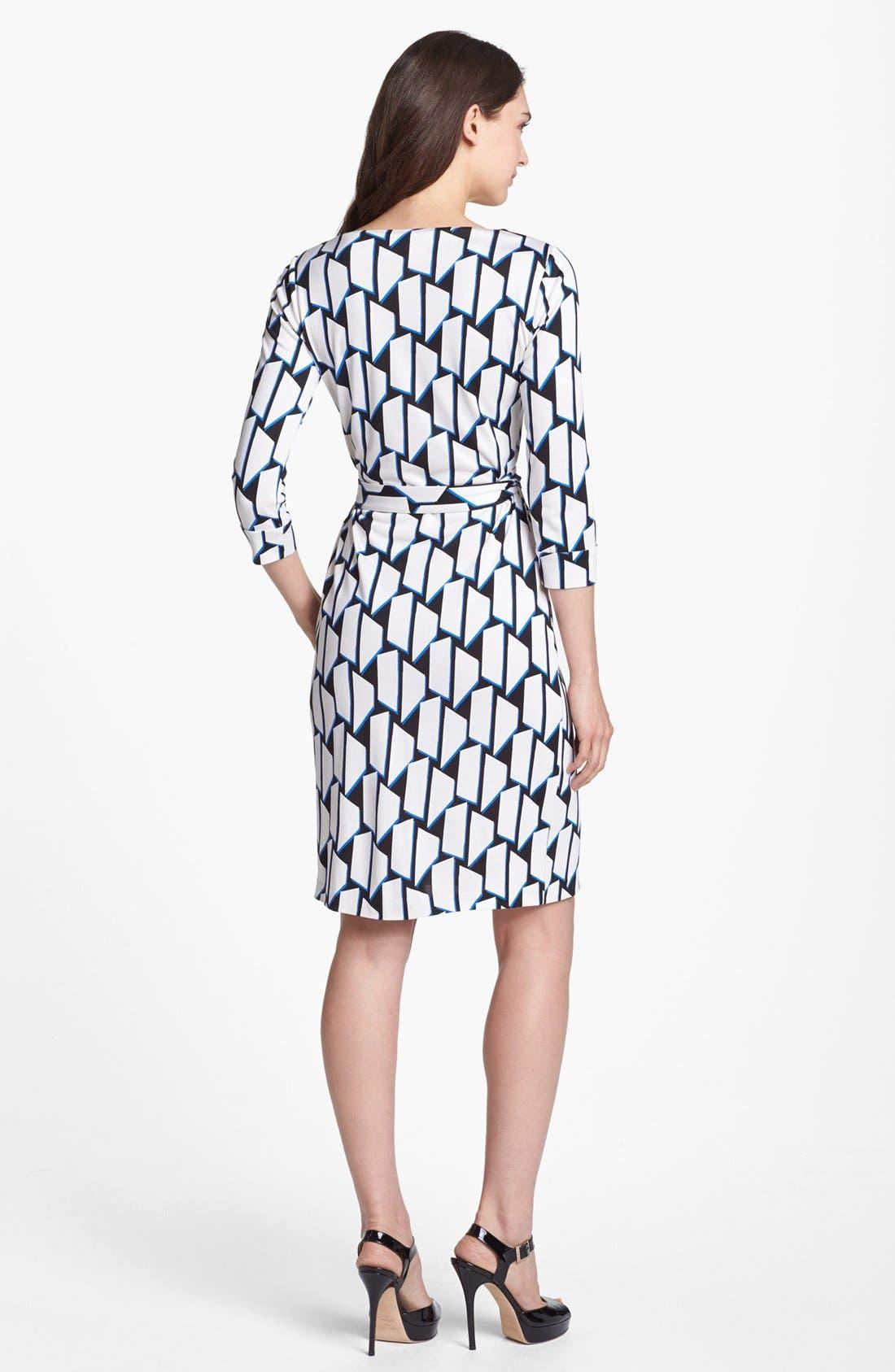 Alternate Image 2  - Diane von Furstenberg 'New Julian 2' Silk Wrap Dress