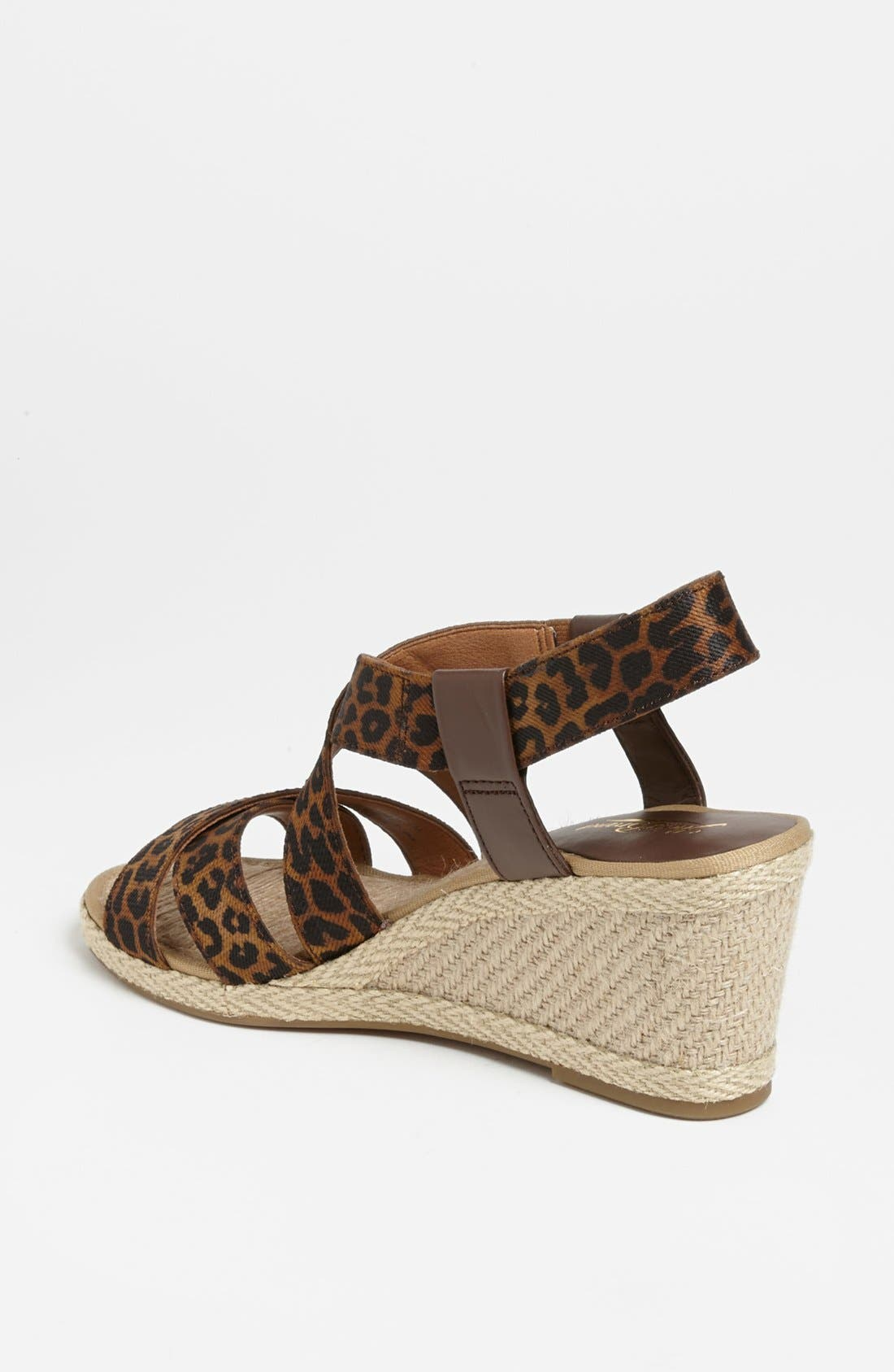 Alternate Image 2  - Lucky Brand 'Keane' Wedge Sandal