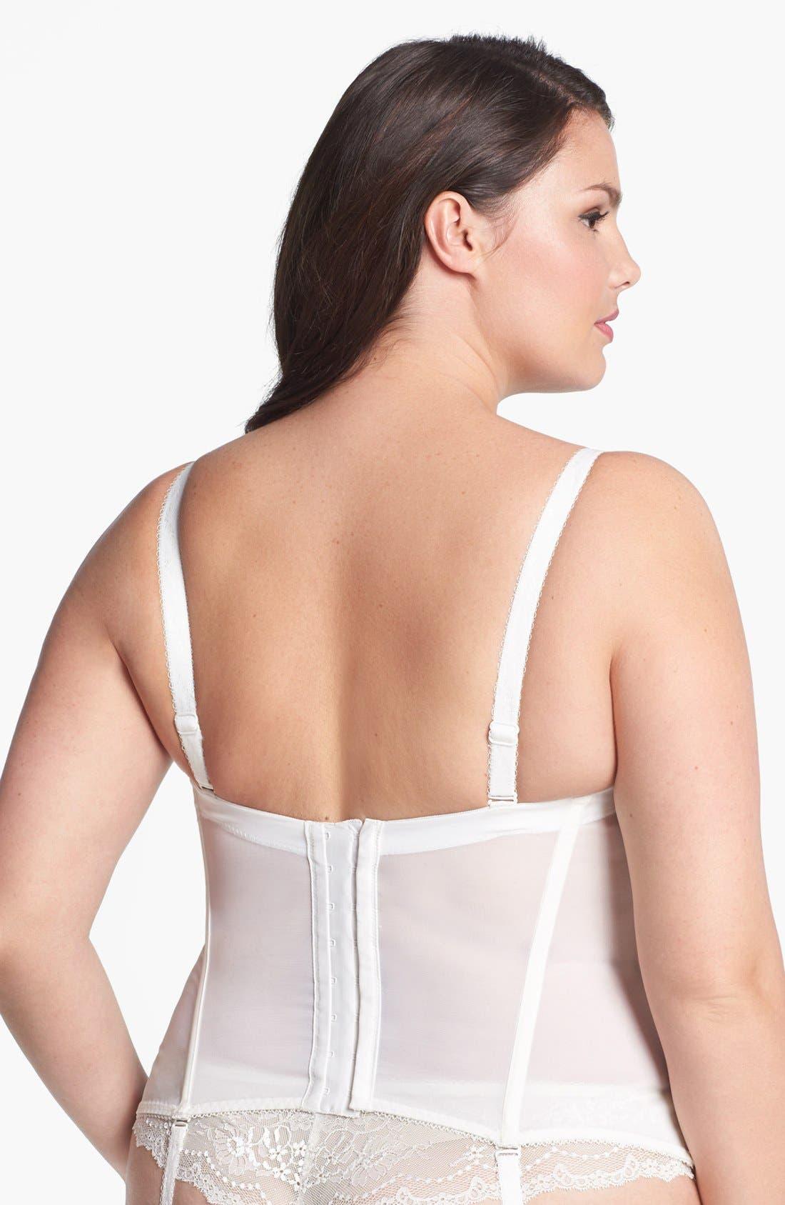 Alternate Image 4  - Elomi 'Maria' Thong (Plus Size)