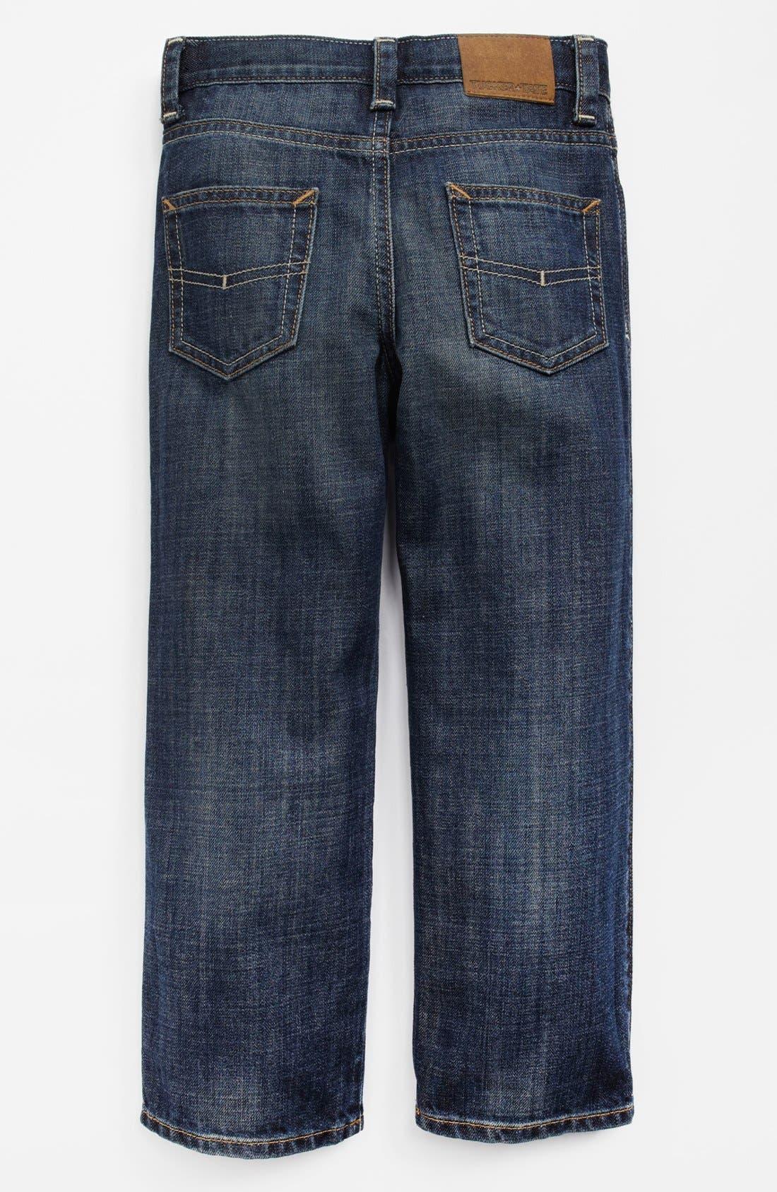 Alternate Image 1 Selected - Tucker + Tate 'Tucker' Straight Leg Jeans (Little Boys)
