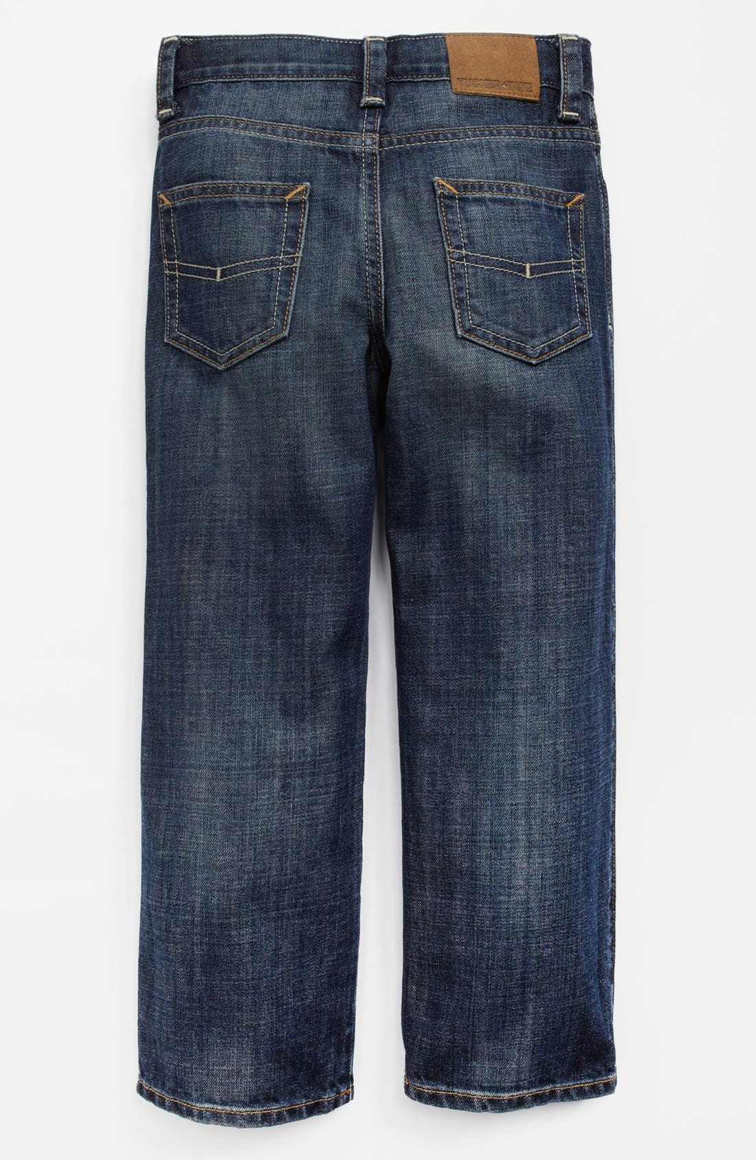Main Image - Tucker + Tate 'Tucker' Straight Leg Jeans (Little Boys)