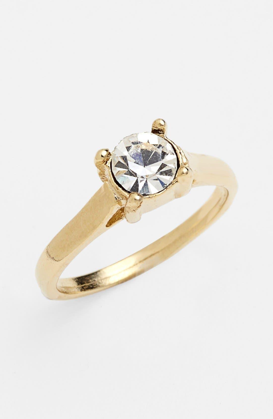 Alternate Image 1 Selected - Bonnie Jonas 'I Do' Midi Ring