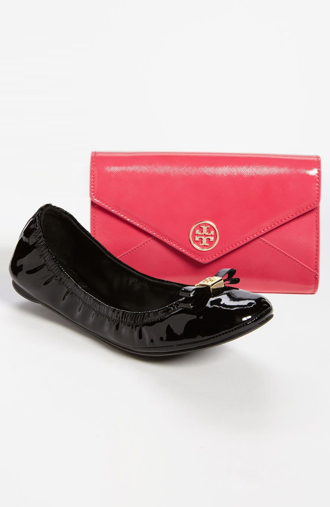 Alternate Image 5  - Tory Burch 'Robinson - Small' Envelope Clutch