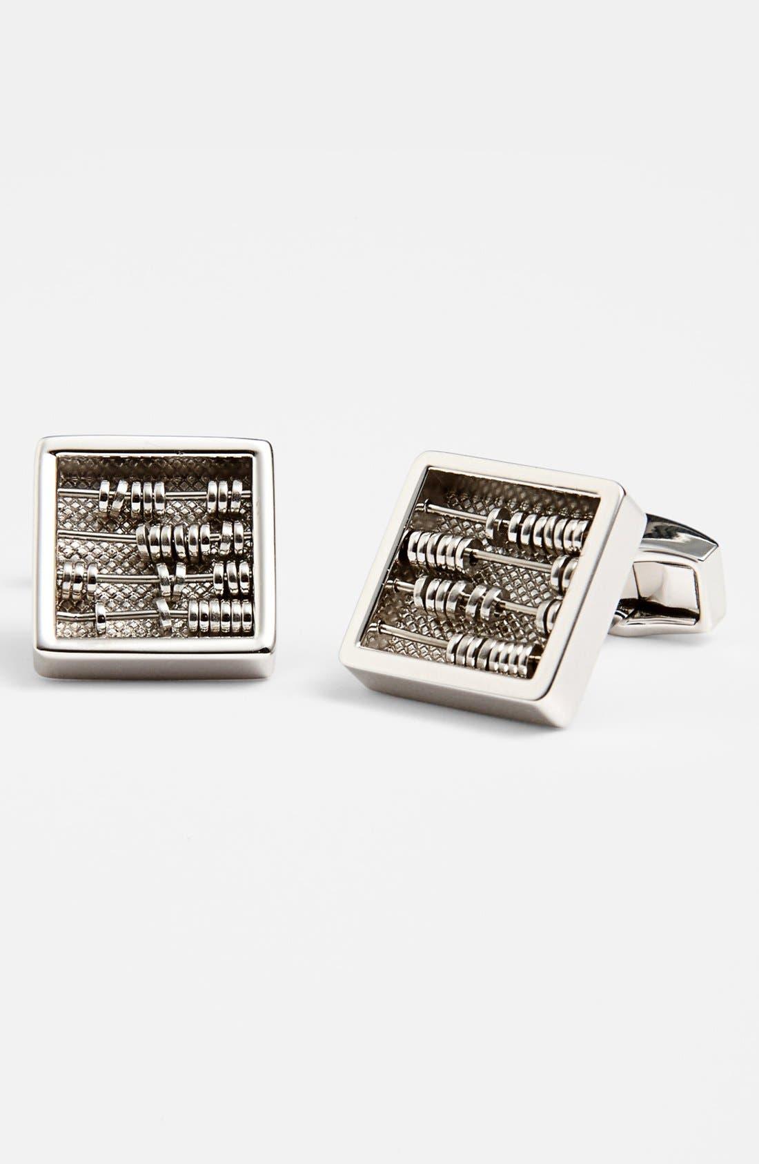 Alternate Image 1 Selected - Tateossian Abacus Cuff Links