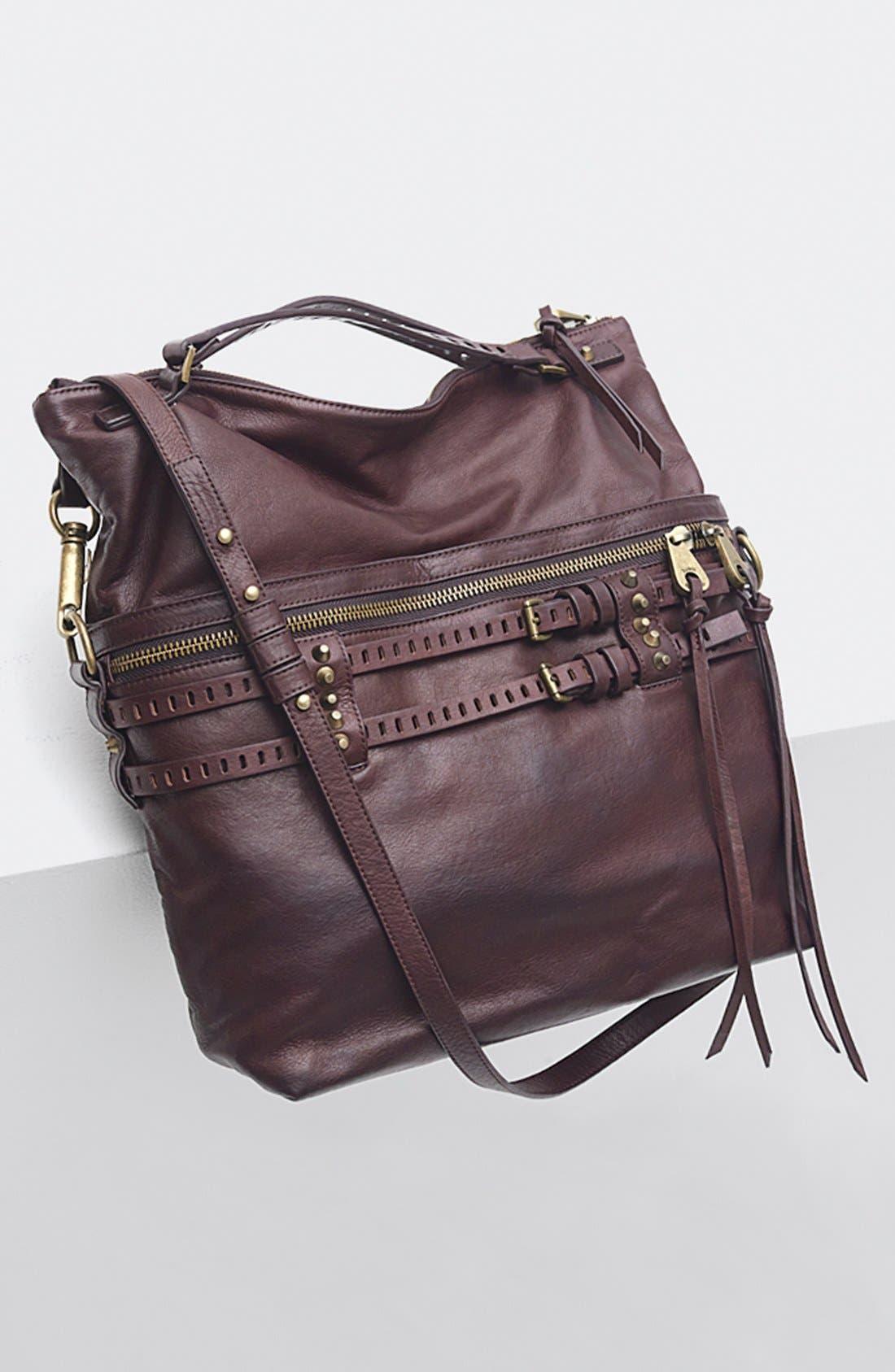 Alternate Image 5  - Joelle Hawkens by Treesje® 'Victory' Shoulder Bag, Large
