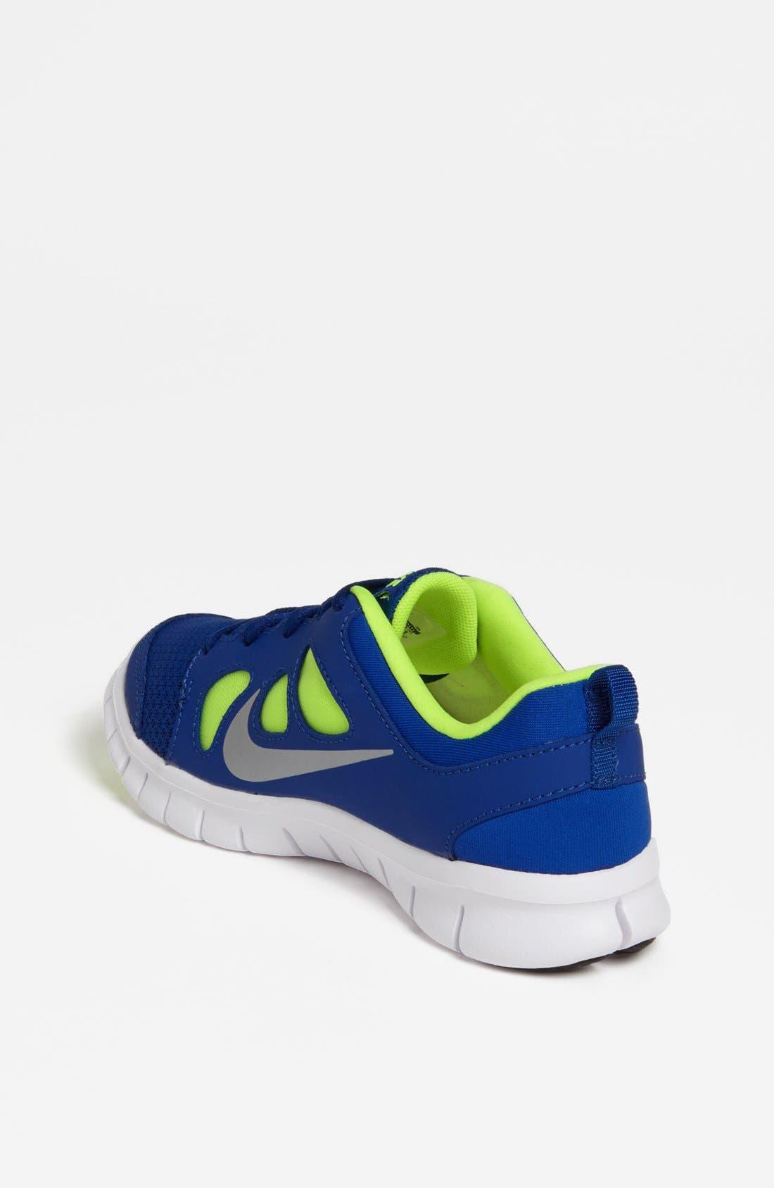 Alternate Image 2  - Nike 'Free Run 5.0' Running Shoe (Toddler & Little Kid)