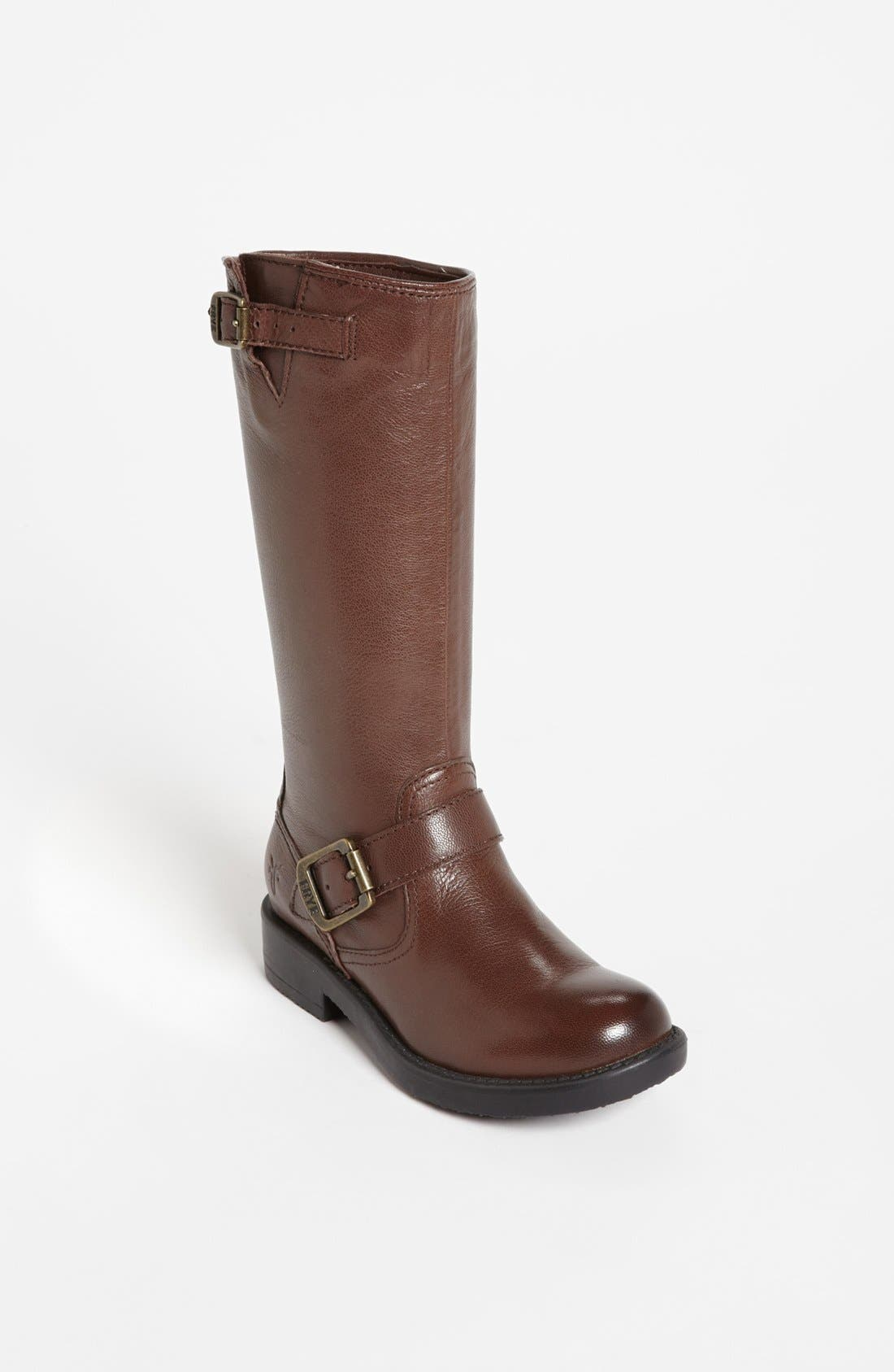 Main Image - Frye 'Veronica' Slouch Boot (Little Kid & Big Kid) (Online Only)