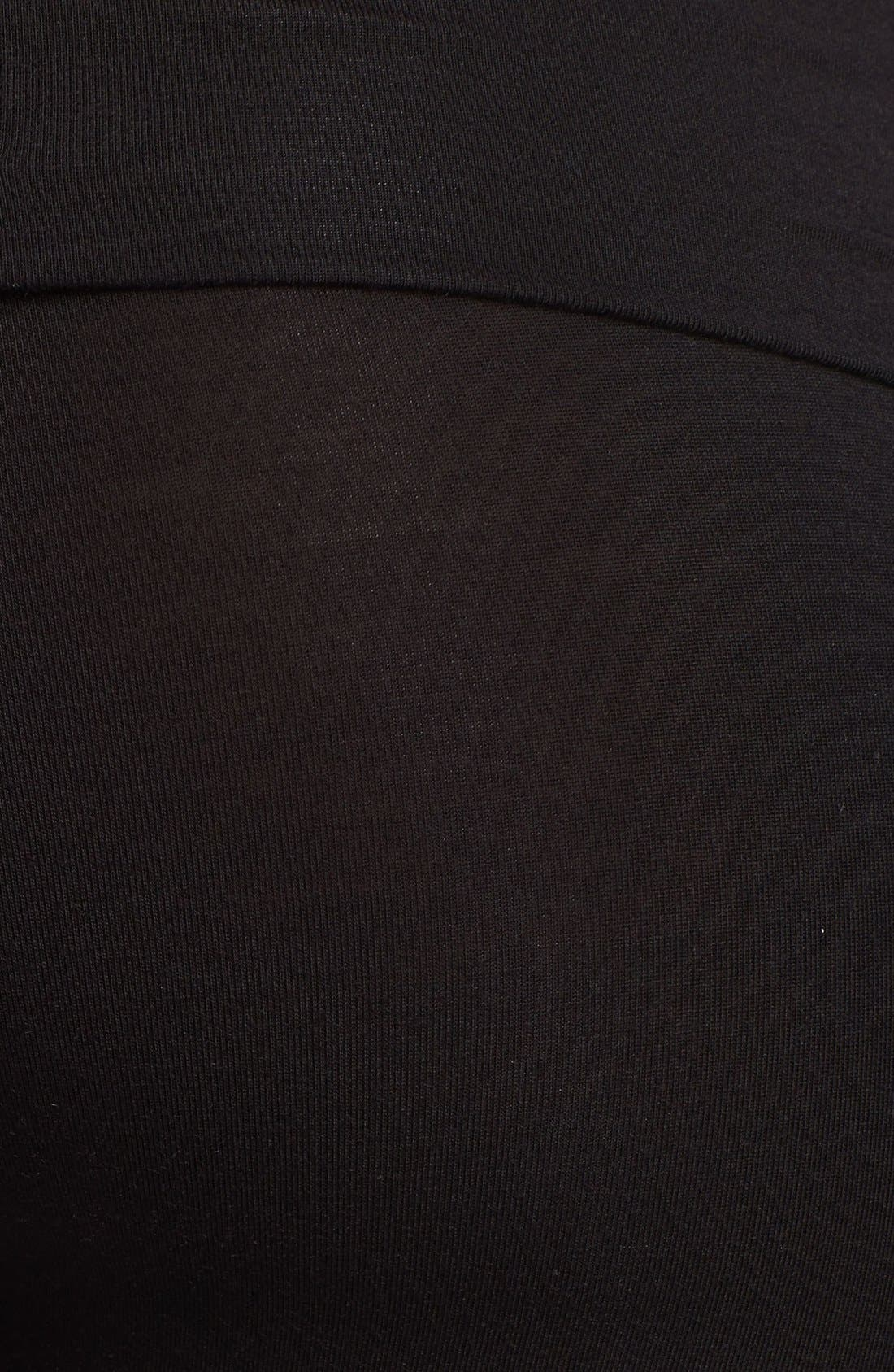 Alternate Image 4  - DKNY 'Soho Mews Yoga Skinnies' Leggings