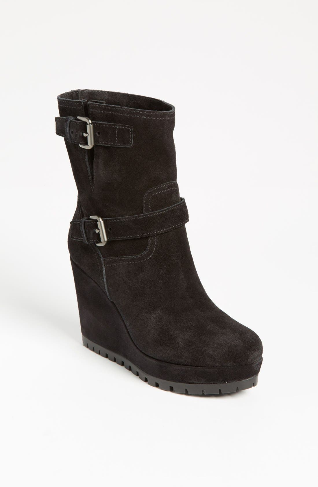 Alternate Image 1 Selected - Prada Wedge Boot