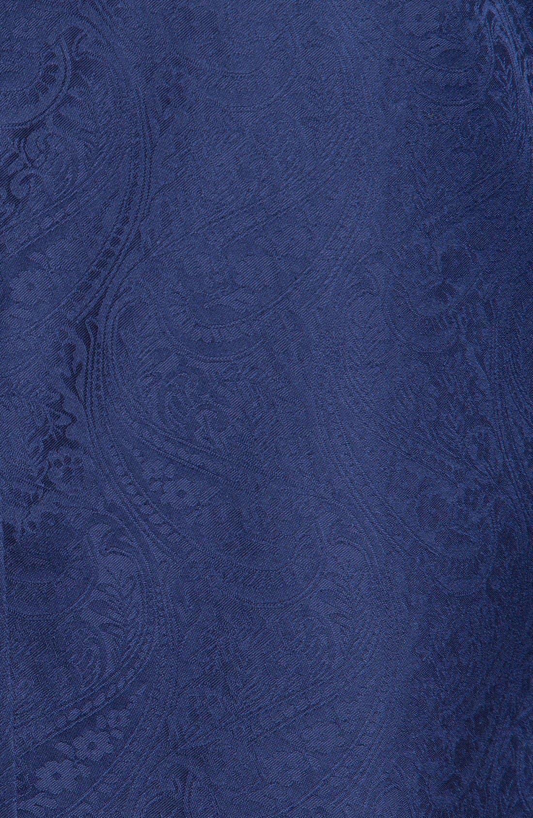 Alternate Image 3  - Bugatchi Paisley Classic Fit Cotton Sport Shirt