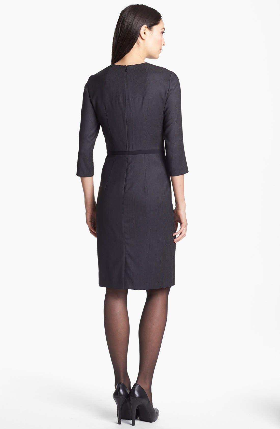 Alternate Image 2  - BOSS HUGO BOSS 'Dinamela 1' Dress