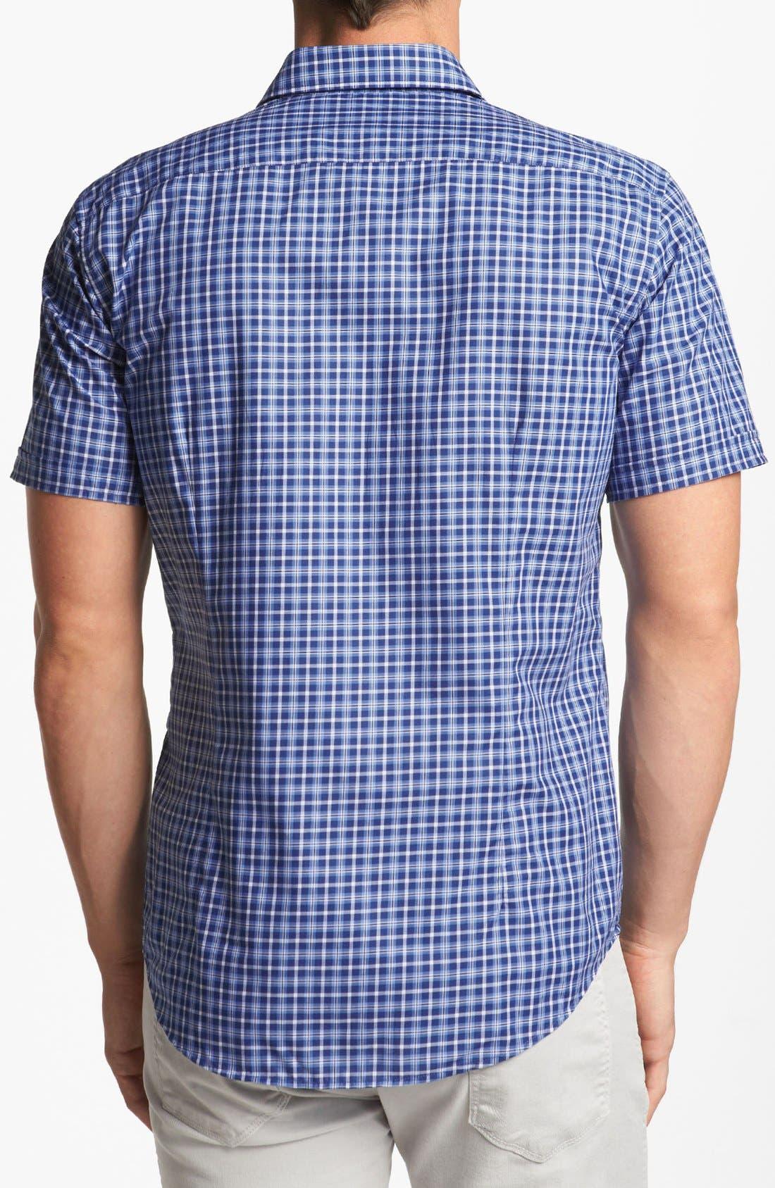 Alternate Image 2  - BOSS HUGO BOSS 'Marc' Slim Fit Sport Shirt