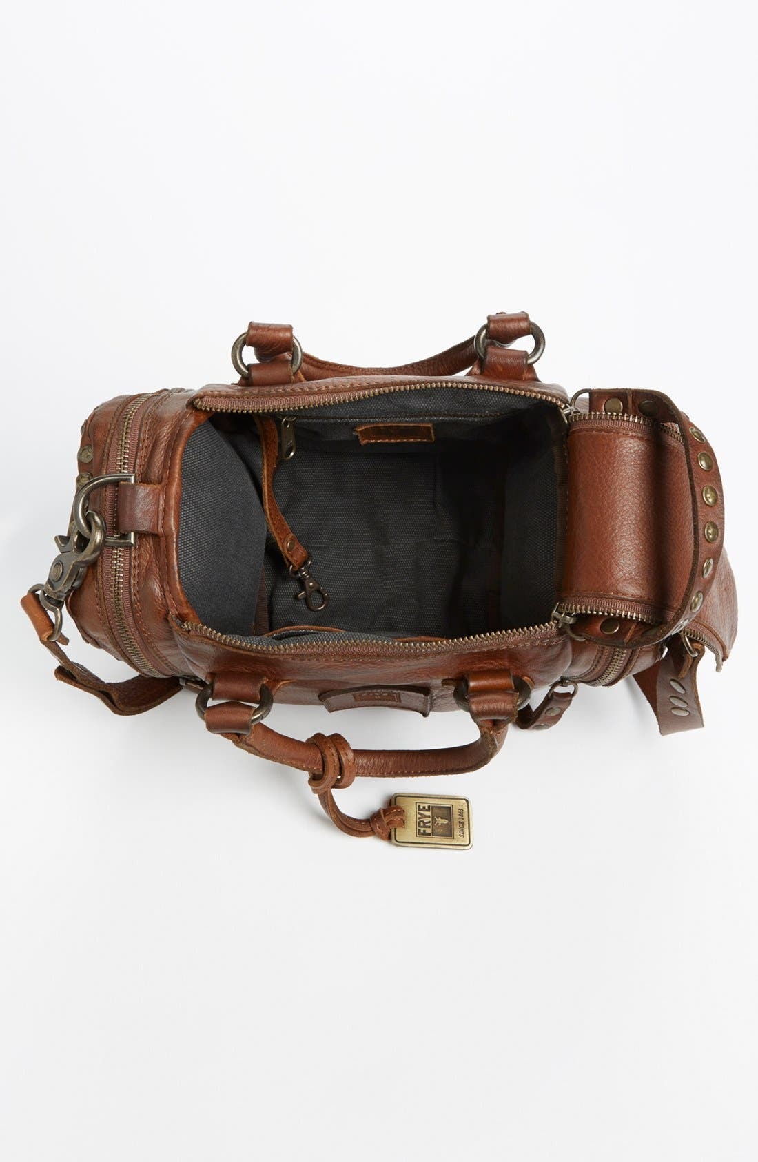 Alternate Image 3  - Frye 'Brooke Speedy' Leather Satchel, Small (Online Only)