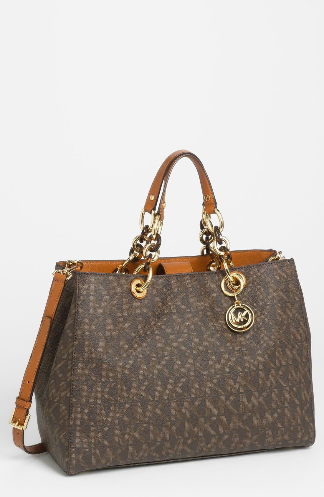 Alternate Image 1 Selected - MICHAEL Michael Kors 'Cynthia' Satchel