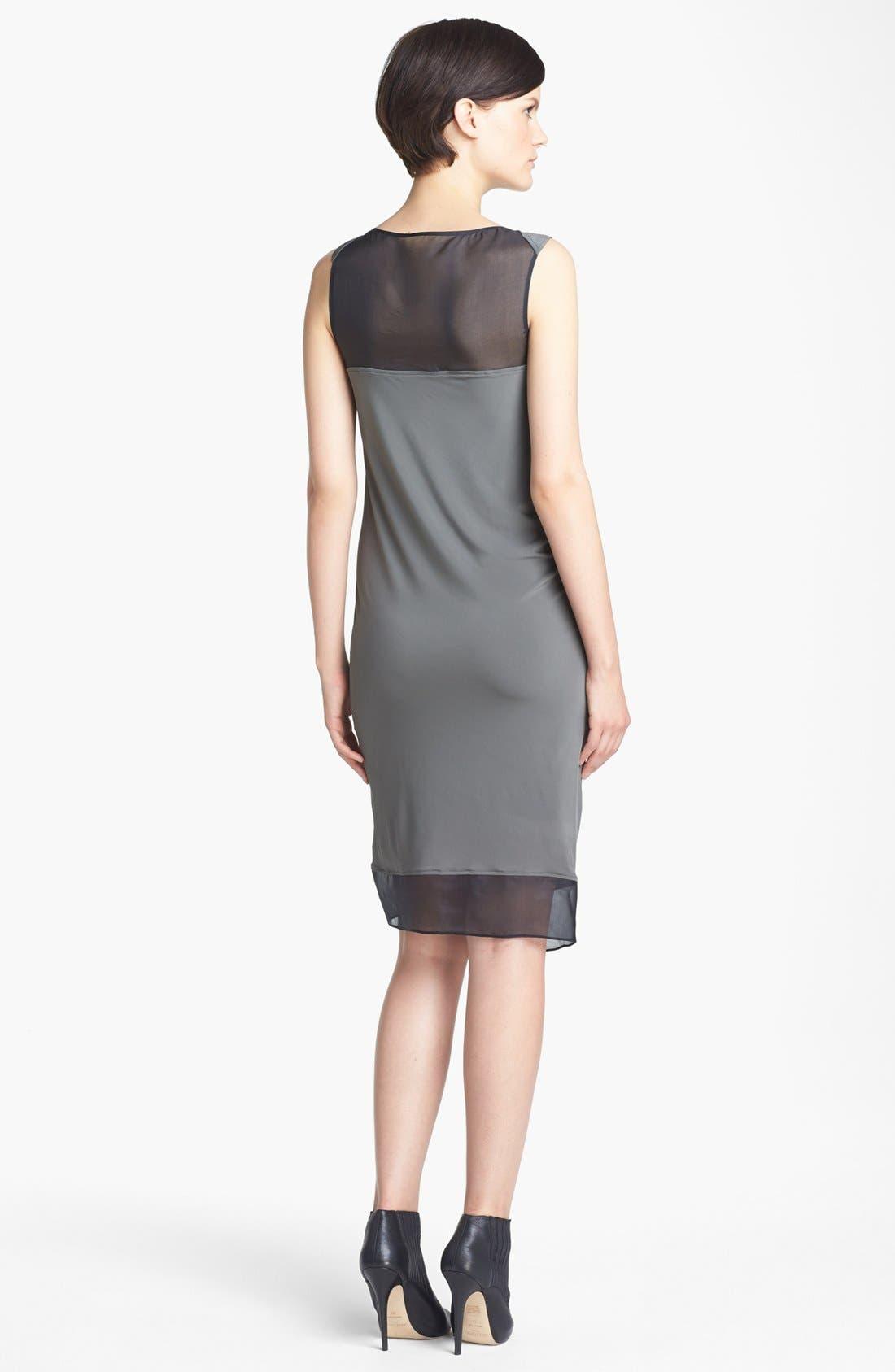 Alternate Image 2  - Helmut Lang 'Melody' Sleeveless Dress