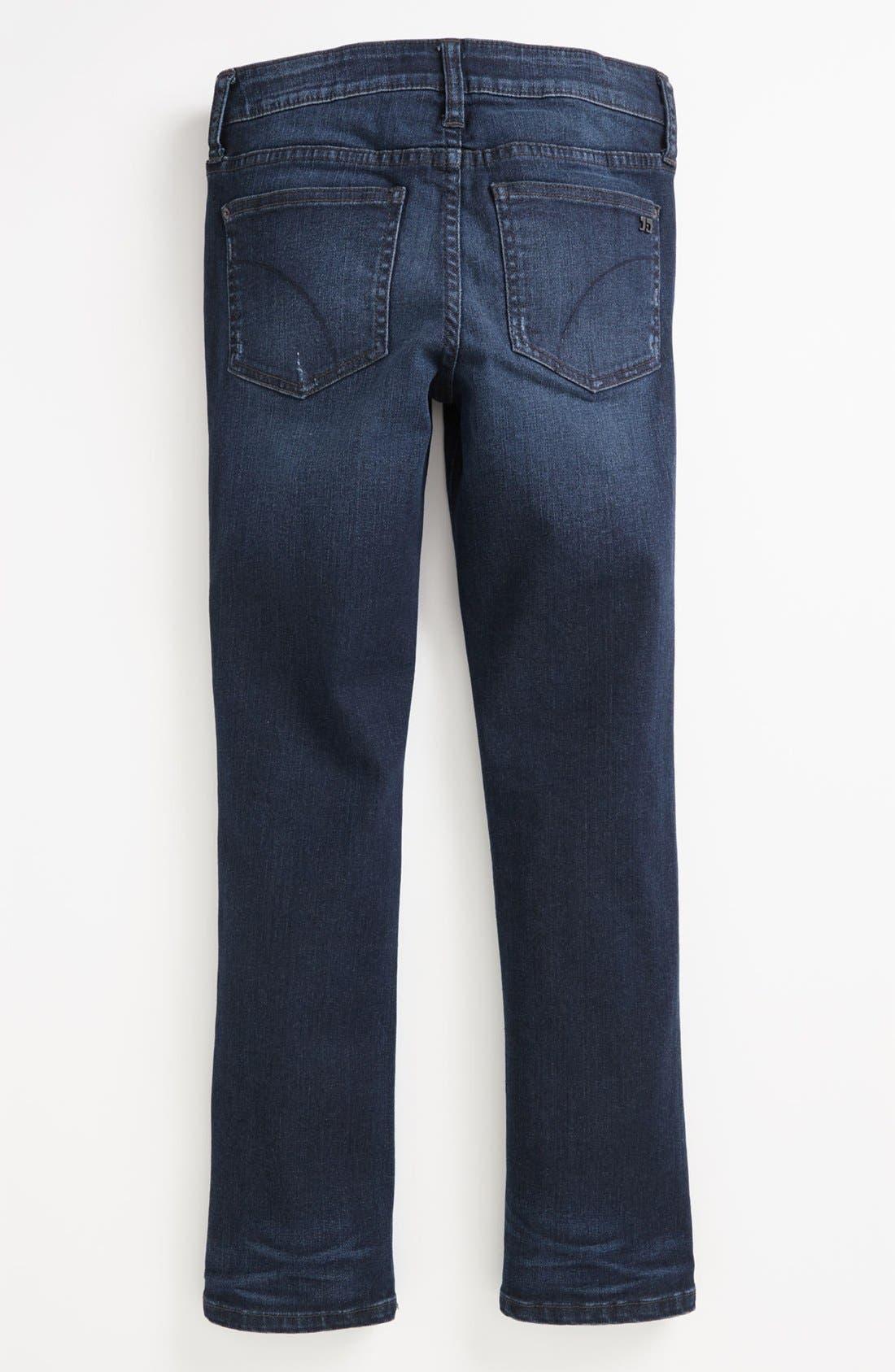 Alternate Image 1 Selected - Joe's 'Brixton' Straight Leg Jeans (Little Boys)