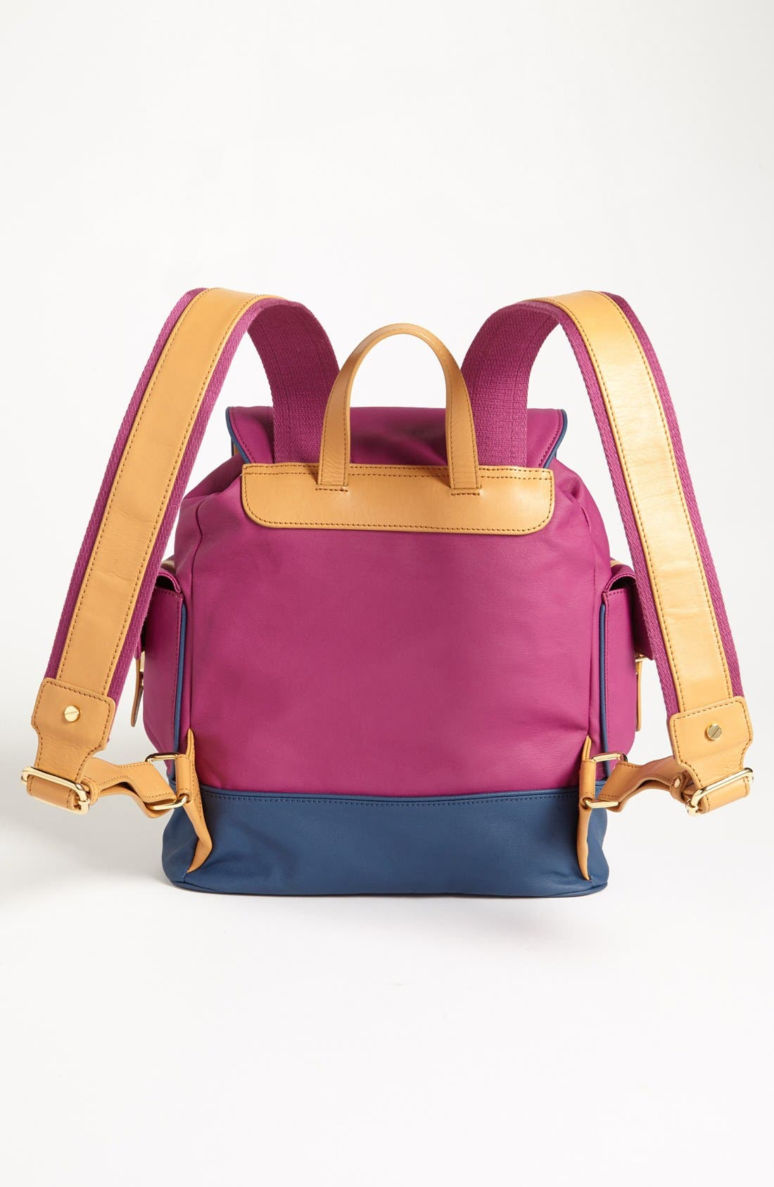 Alternate Image 4  - Tory Burch Dipped Canvas Backpack