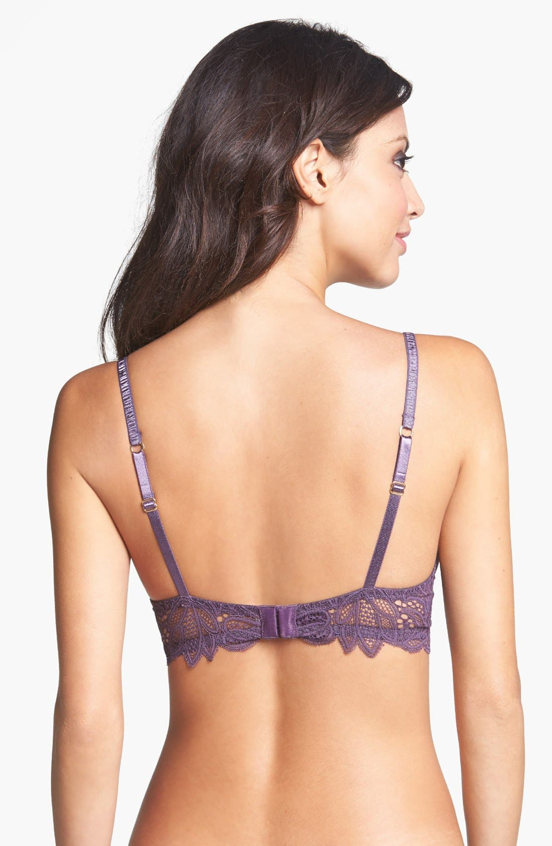 Alternate Image 2  - Calvin Klein Convertible Underwire Bra