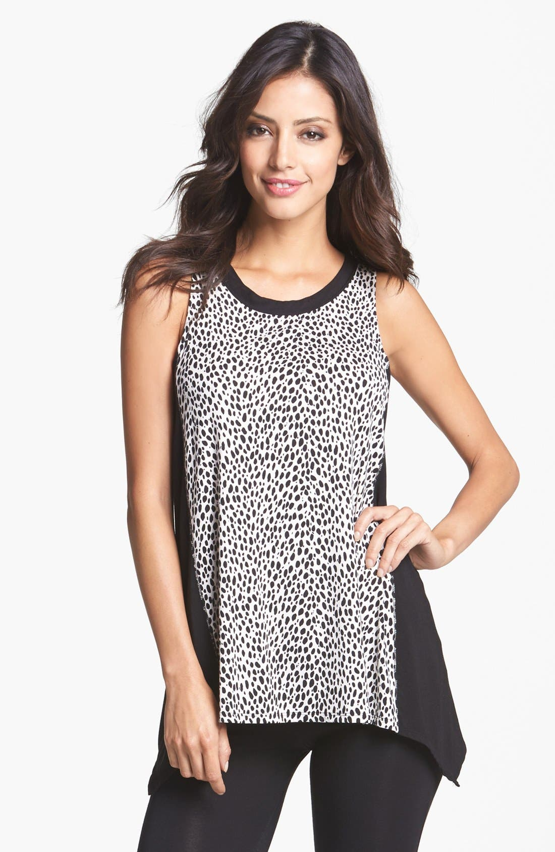 Alternate Image 1 Selected - DKNY 'Soho Mews' Tank