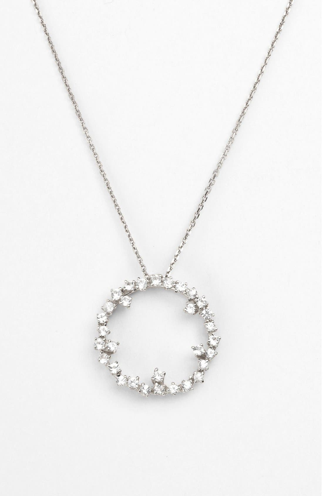 Main Image - KALAN by Suzanne Kalan 'Mini Starburst' Pendant Necklace