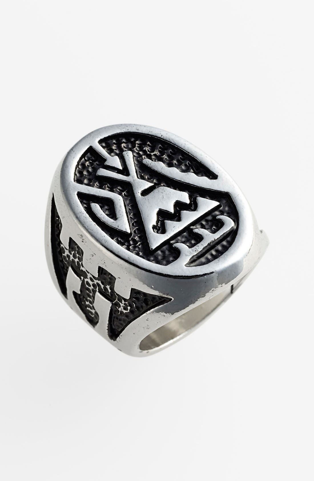 Alternate Image 1 Selected - Leith 'Hieroglyph' Statement Ring