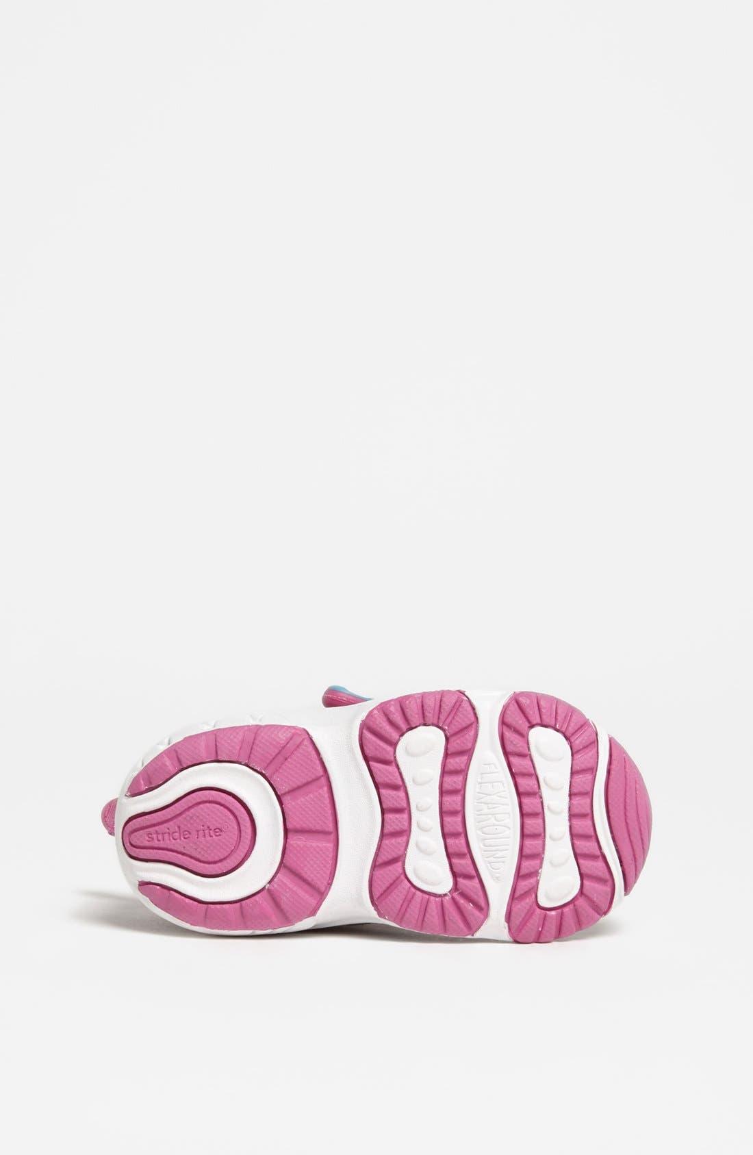 Alternate Image 4  - Stride Rite 'Made 2 Play™ - Kathryn' Sneaker (Baby, Walker & Toddler)