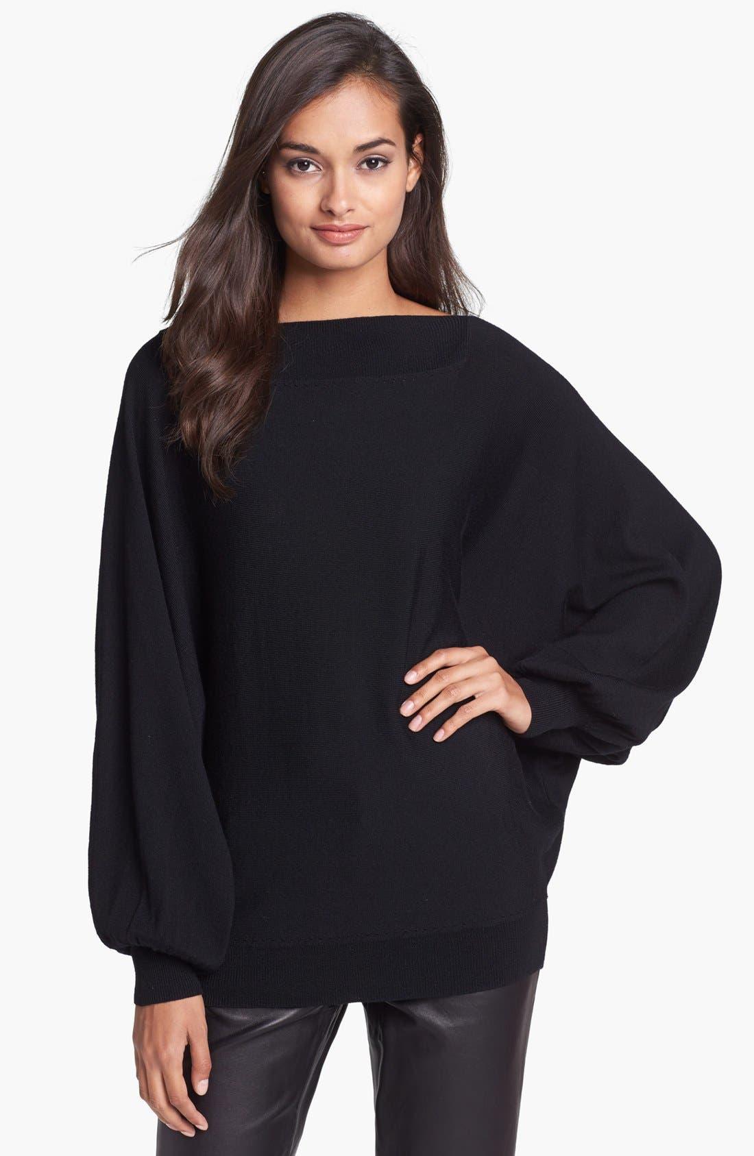 Alternate Image 1 Selected - Trina Turk 'Halima' Batwing Sweater