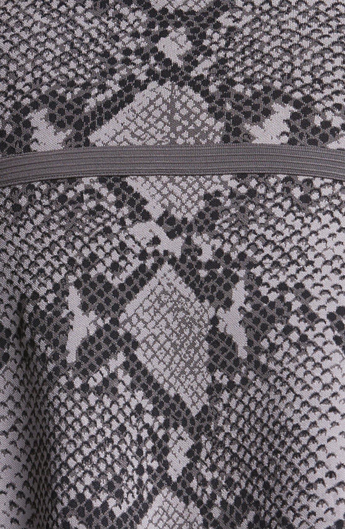 Alternate Image 3  - Diane von Furstenberg 'Flote' Print A-Line Skirt