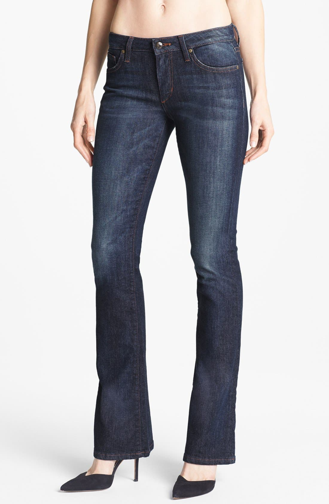 Alternate Image 1 Selected - Joe's 'The Honey' Curvy Bootcut Jeans (Quinn) (Online Only)