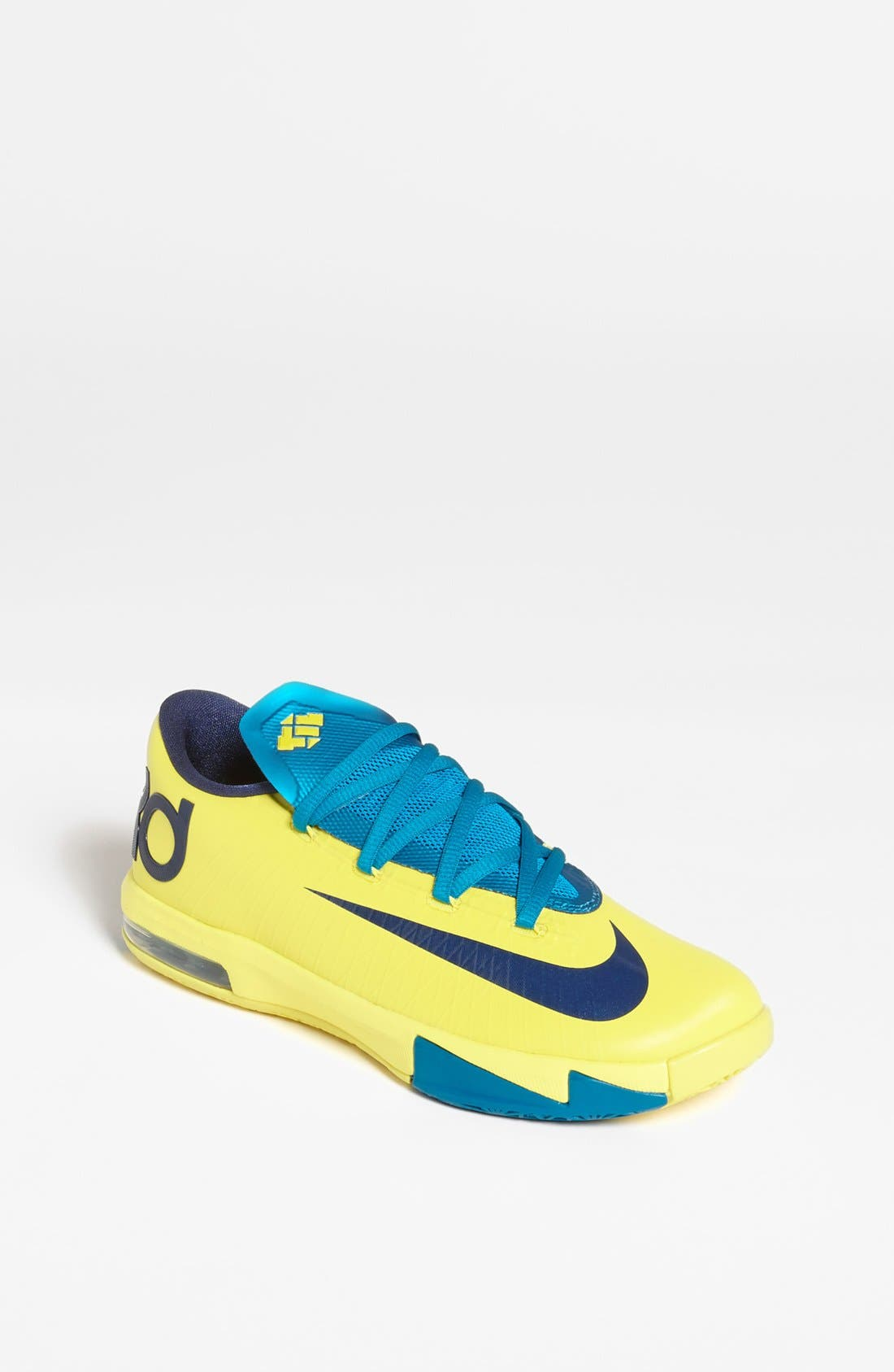 Alternate Image 1 Selected - Nike 'KD VI' Basketball Shoe (Big Kid)