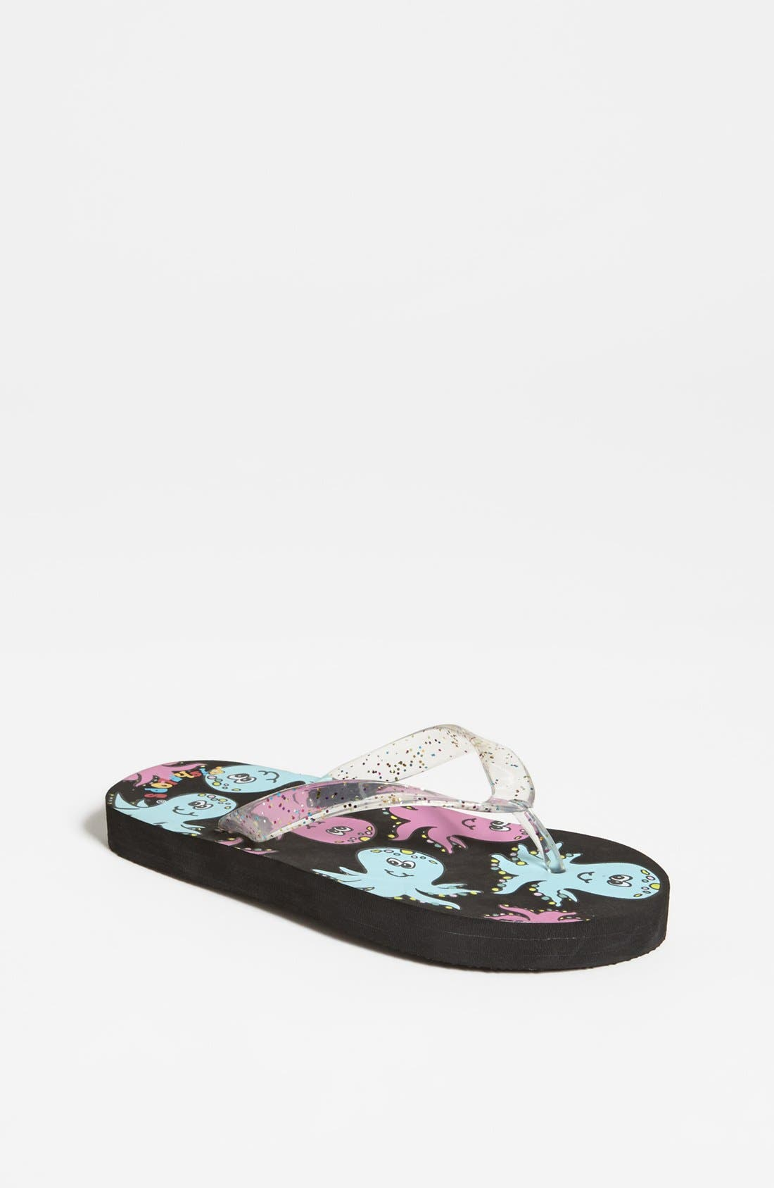Main Image - Fish Flops 'Octopus' Light-Up Sandal (Walker, Toddler & Little Kid)