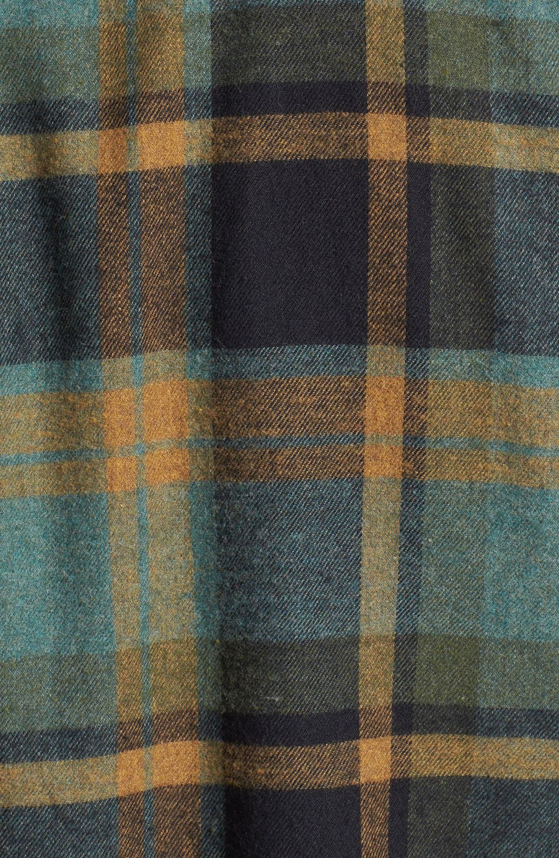 Alternate Image 2  - Brixton 'Bowery' Plaid Flannel Shirt