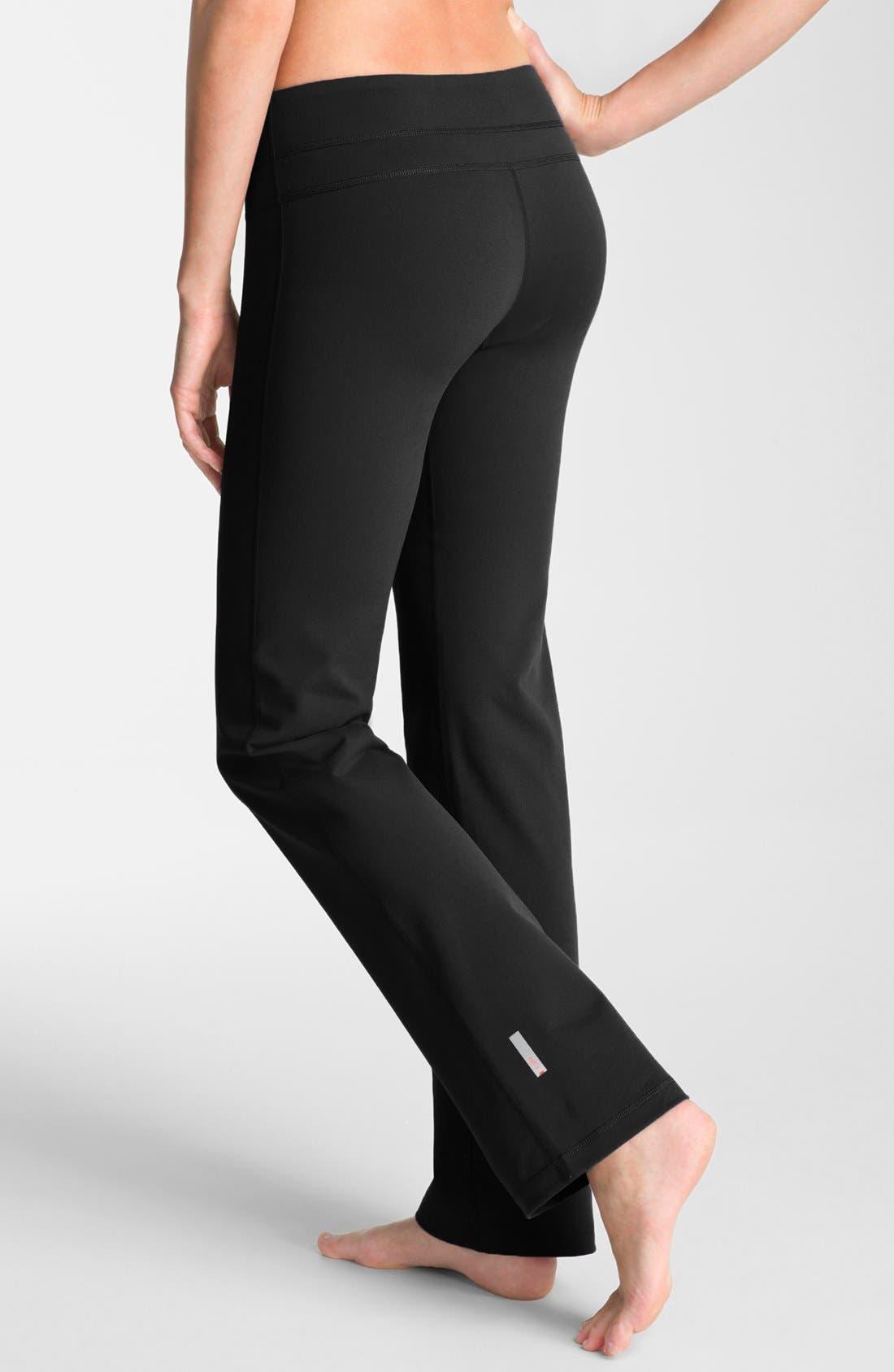 Alternate Image 2  - Zella 'Booty' Pants (Regular & Long)