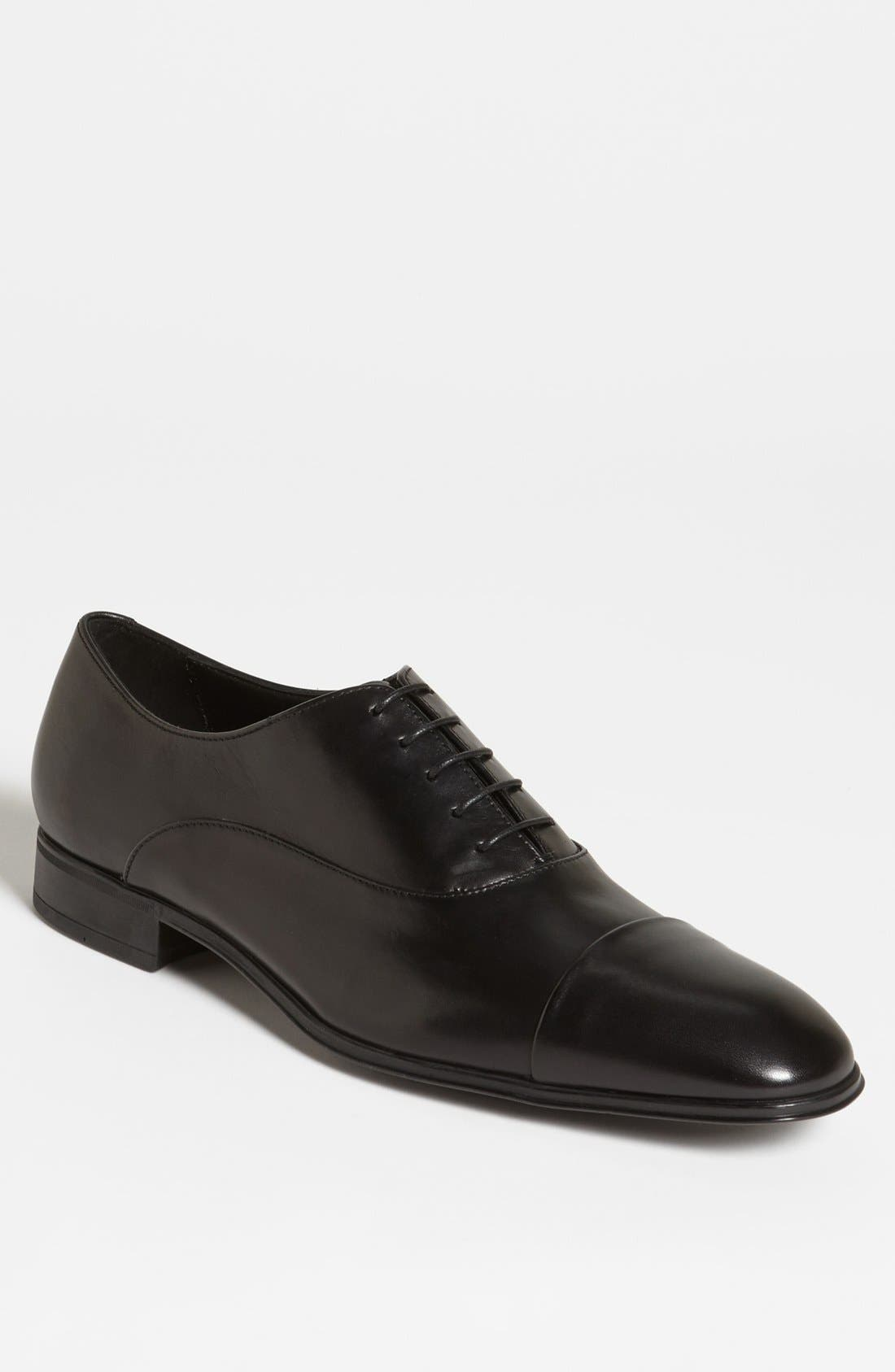 Main Image - Salvatore Ferragamo 'Fantino' Oxford