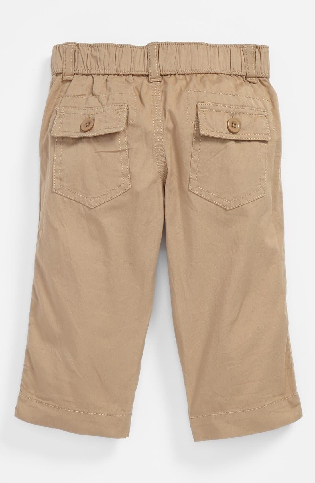 Alternate Image 2  - Peek 'Tilden' Utility Pants (Baby Boys)