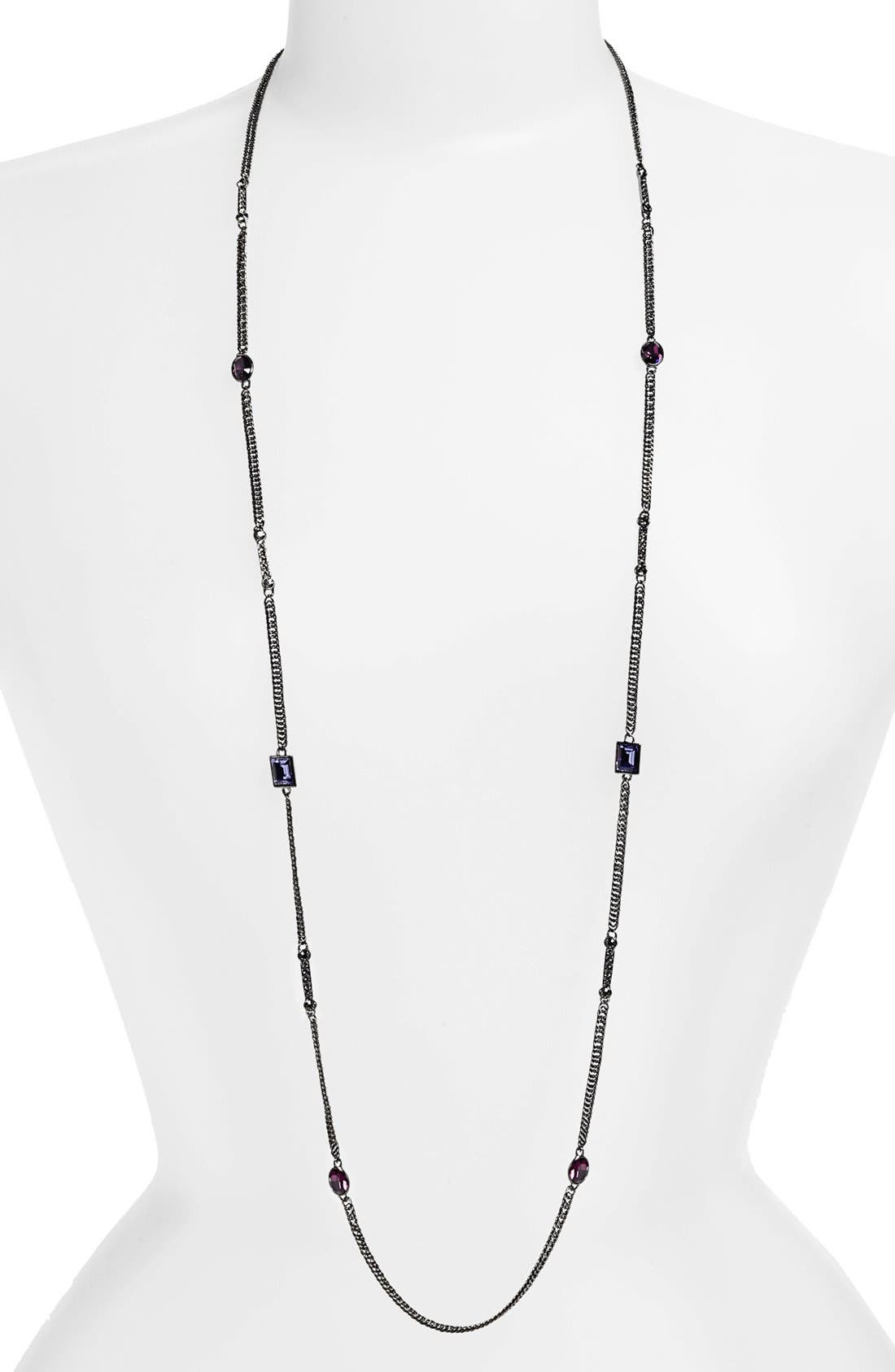 Alternate Image 2  - Givenchy Long Station Necklace (Nordstrom Exclusive)