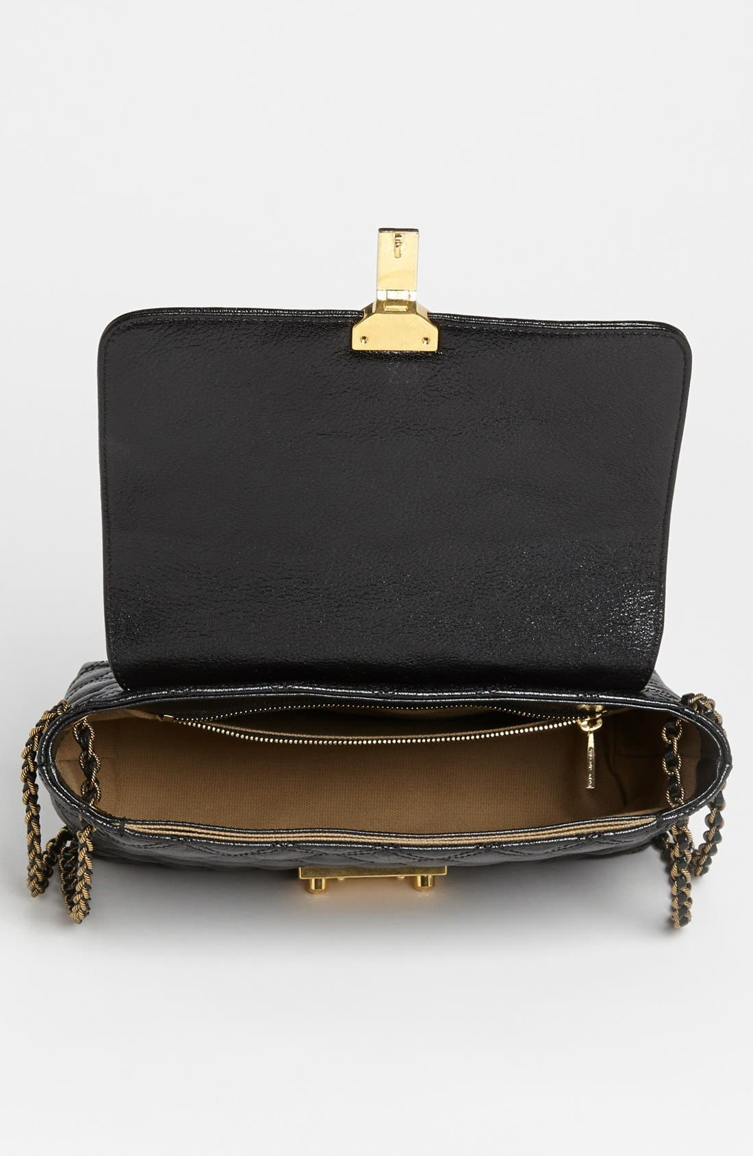 Alternate Image 3  - MARC JACOBS 'Baroque Single - Large' Leather Shoulder Bag