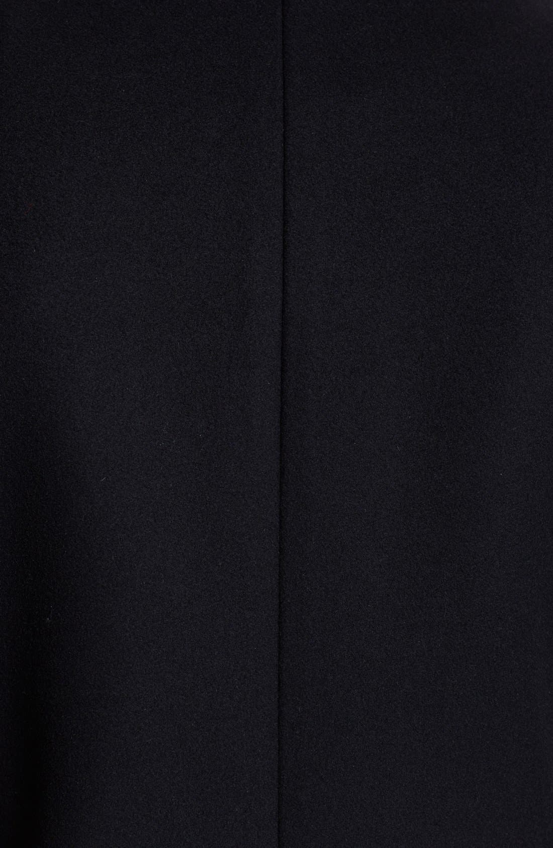 Alternate Image 3  - Armani Collezioni Wool Blend Winter Jacket