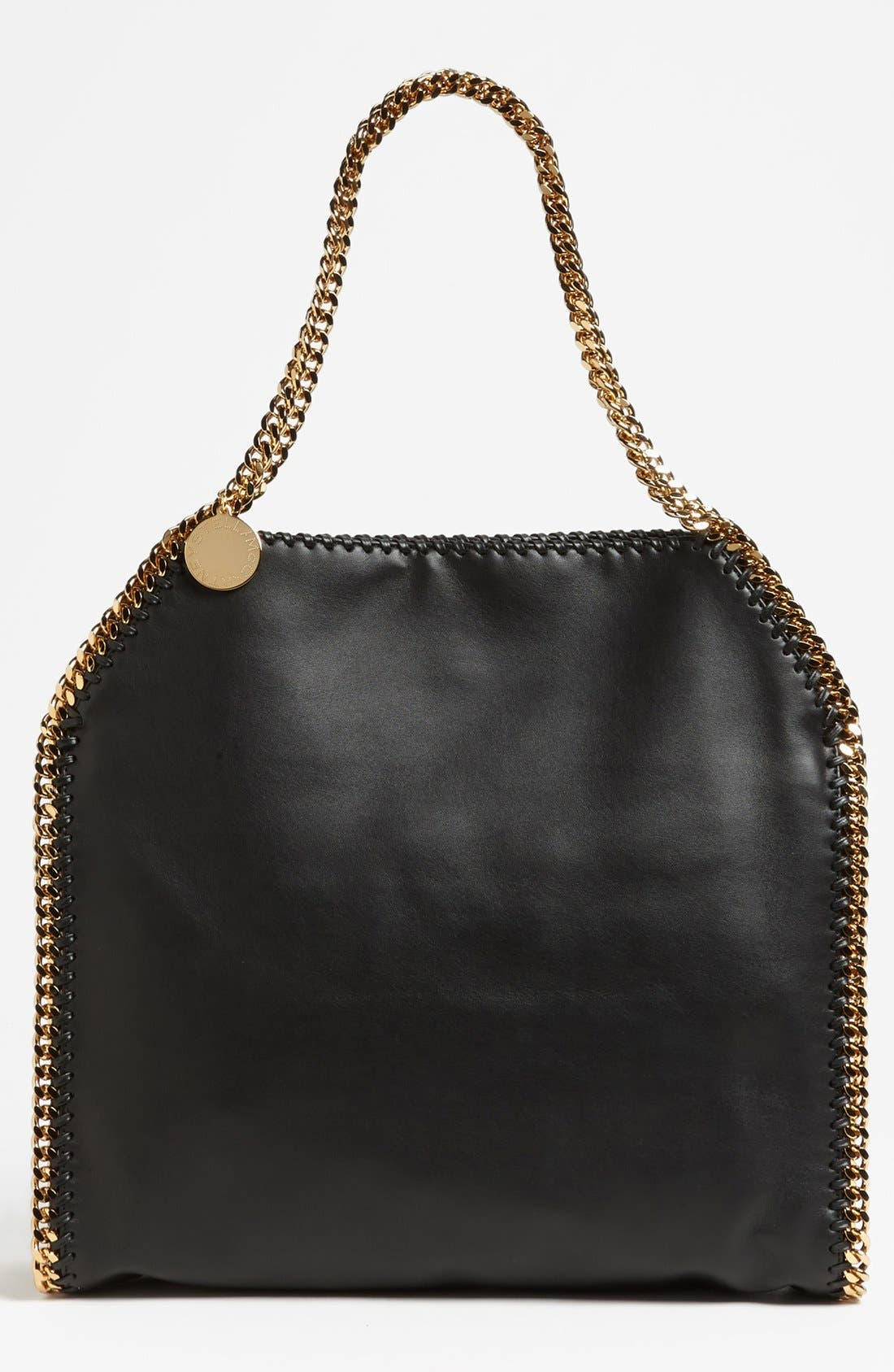 Alternate Image 1 Selected - Stella McCartney 'Small Falabella' Faux Leather Tote