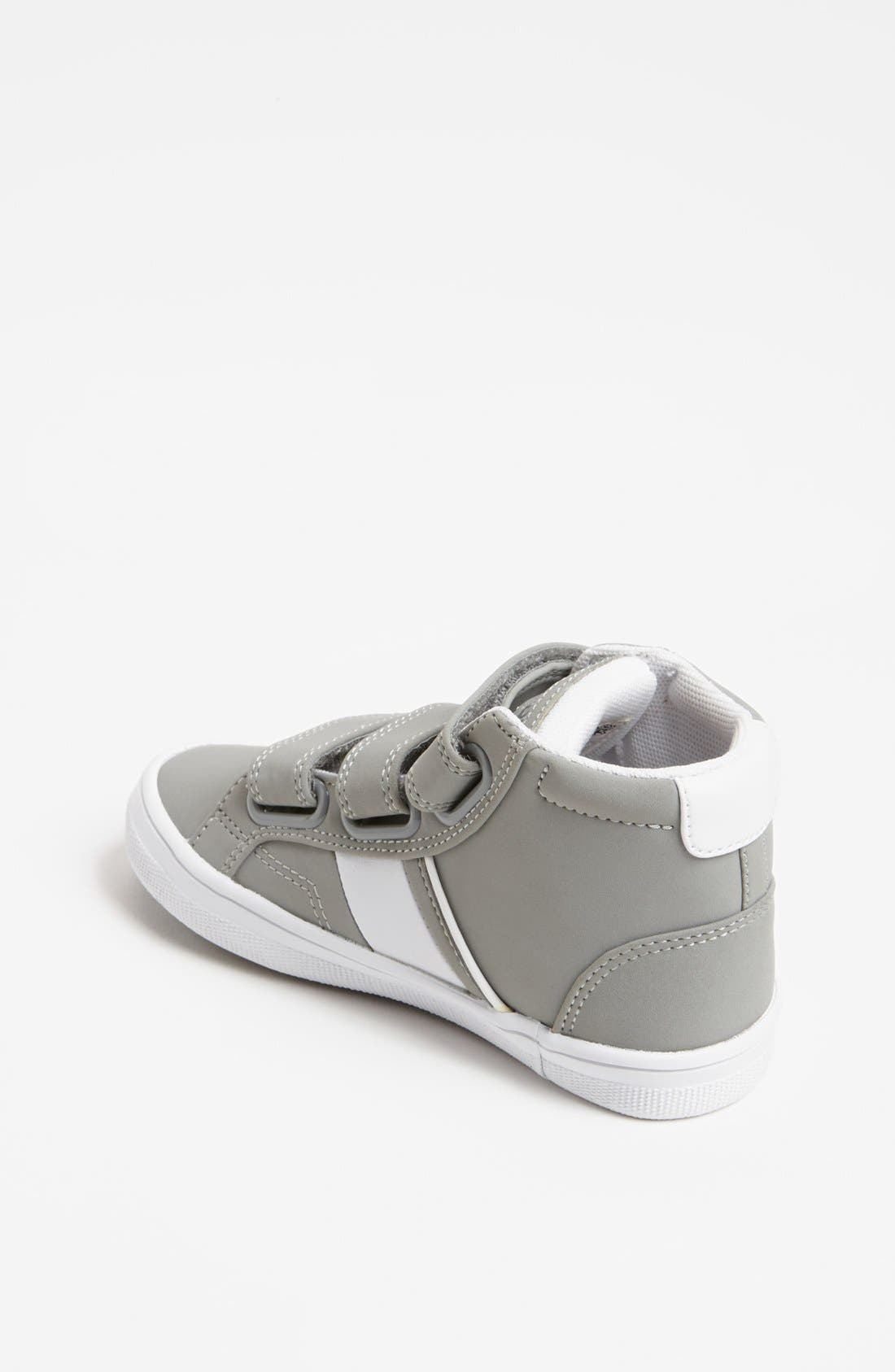 Alternate Image 2  - Lacoste 'Fairlead' Mid Sneaker (Toddler)