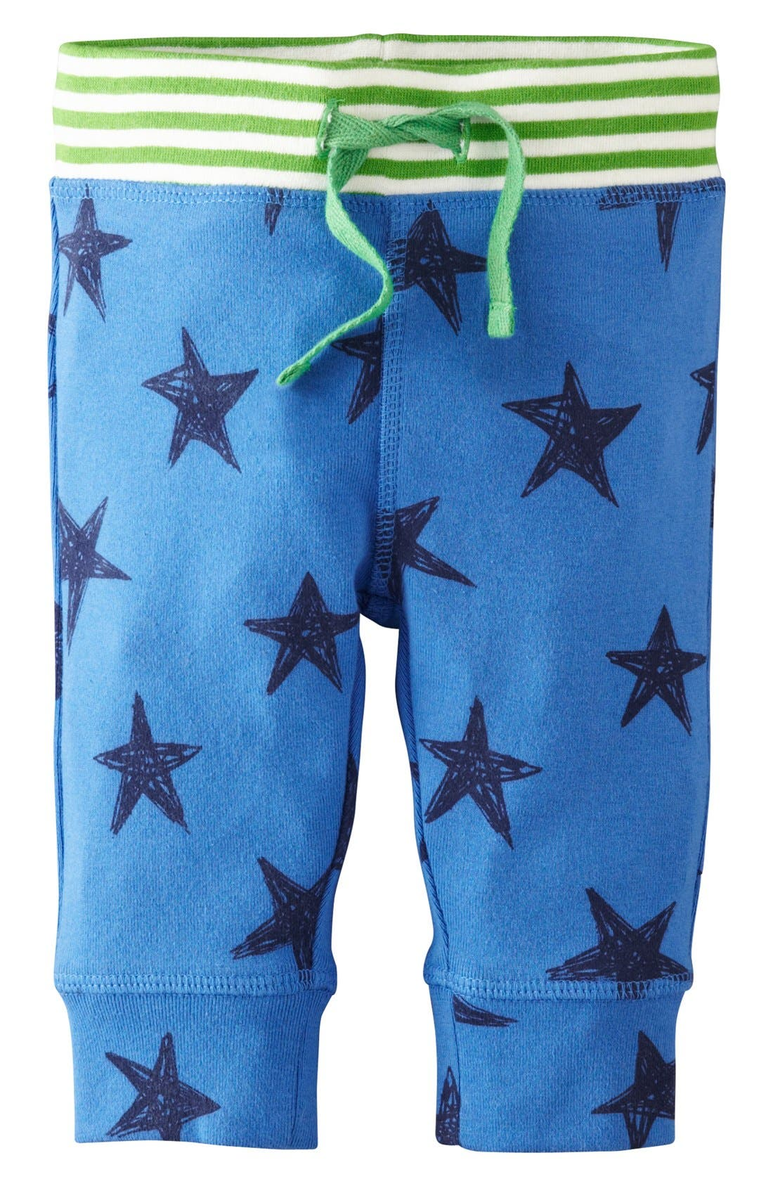 Main Image - Mini Boden 'Essential' Jersey Pants (Baby Boys)