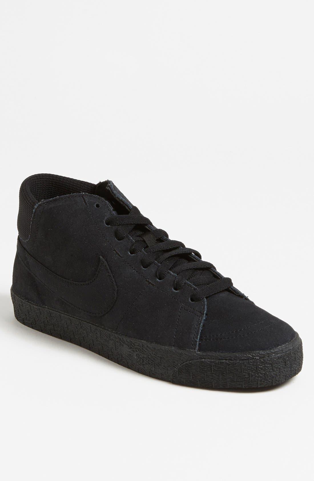 Alternate Image 1 Selected - Nike 'Blazer Mid LR' Skate Shoe (Men)