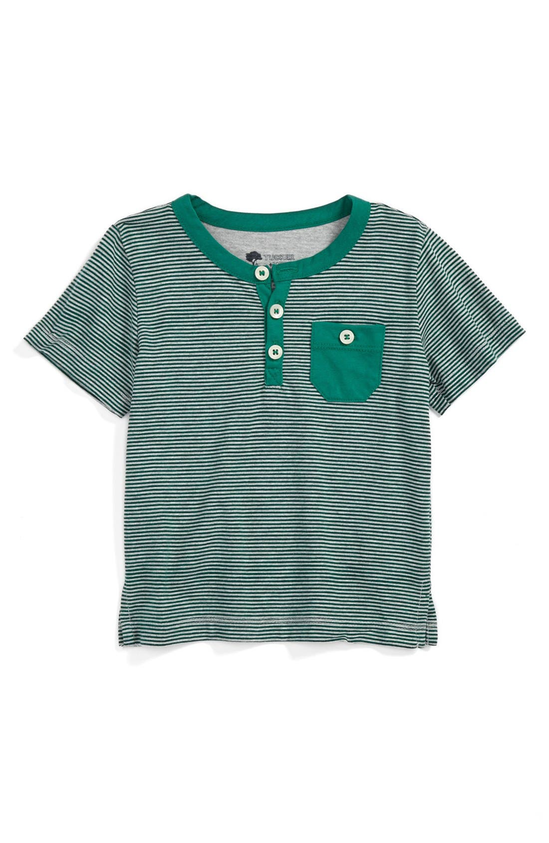 Alternate Image 1 Selected - Tucker + Tate 'Parker Road' Henley T-Shirt (Baby Boys)