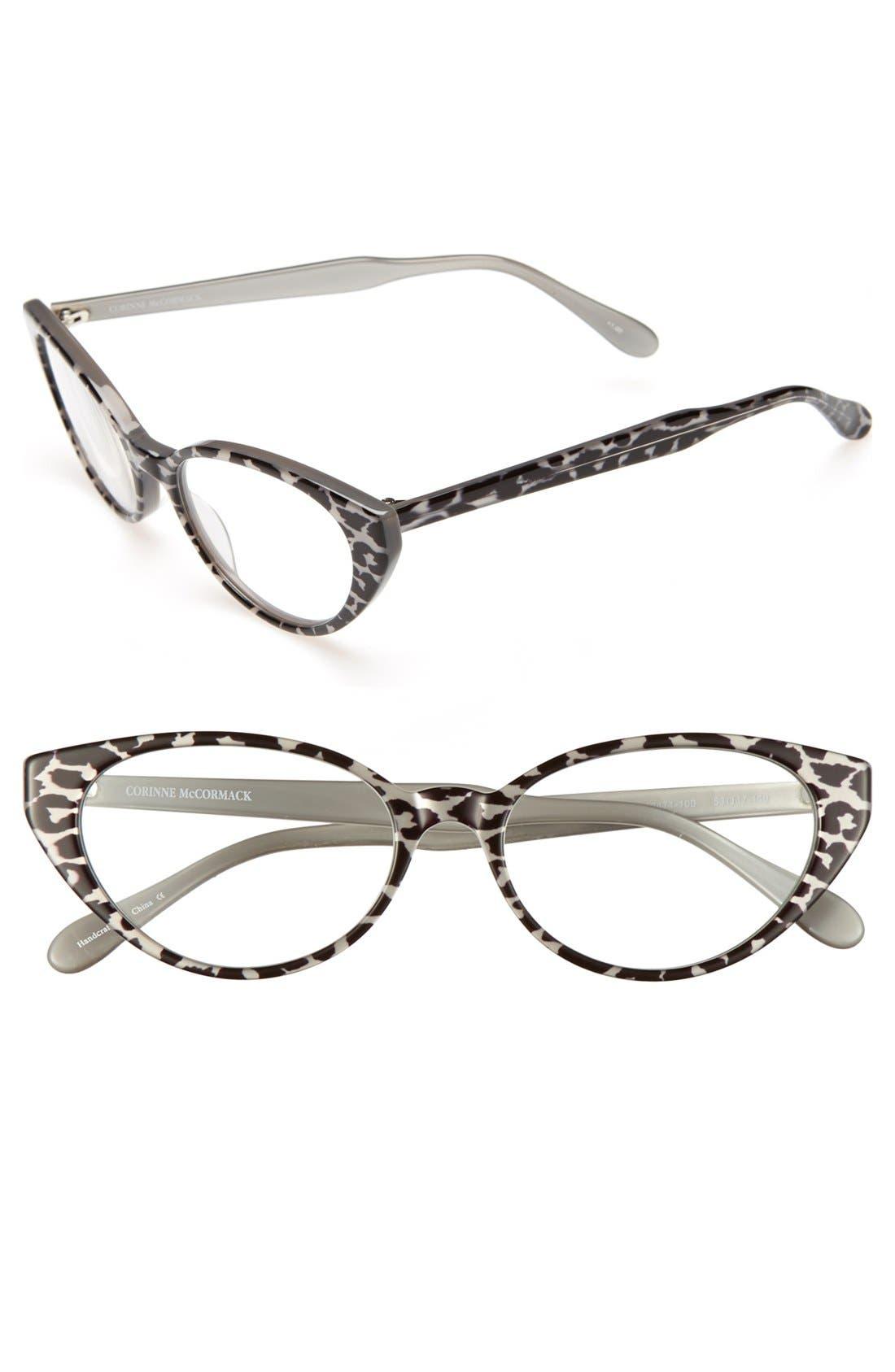 Main Image - Corinne McCormack 'Diana' 53mm Reading Glasses