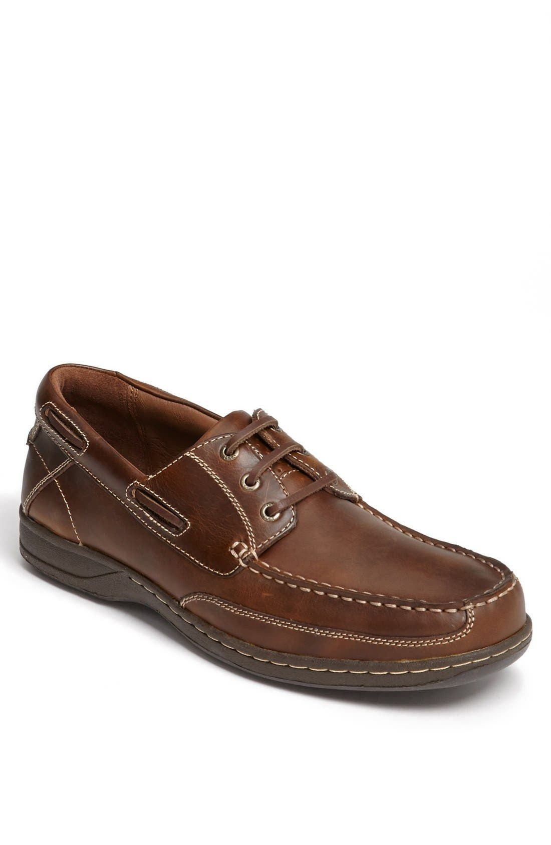 Alternate Image 1 Selected - Florsheim 'Lakeside LX' Boat Shoe